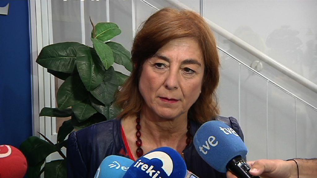 """Cristina Uriarte: """"Beken inguruan Auzitegi Gorenak hartutako erabakiak Eukadiren autogobernuari eraso egiten dio"""""""