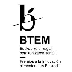 Logotipo premios innovacion alimentaria negro