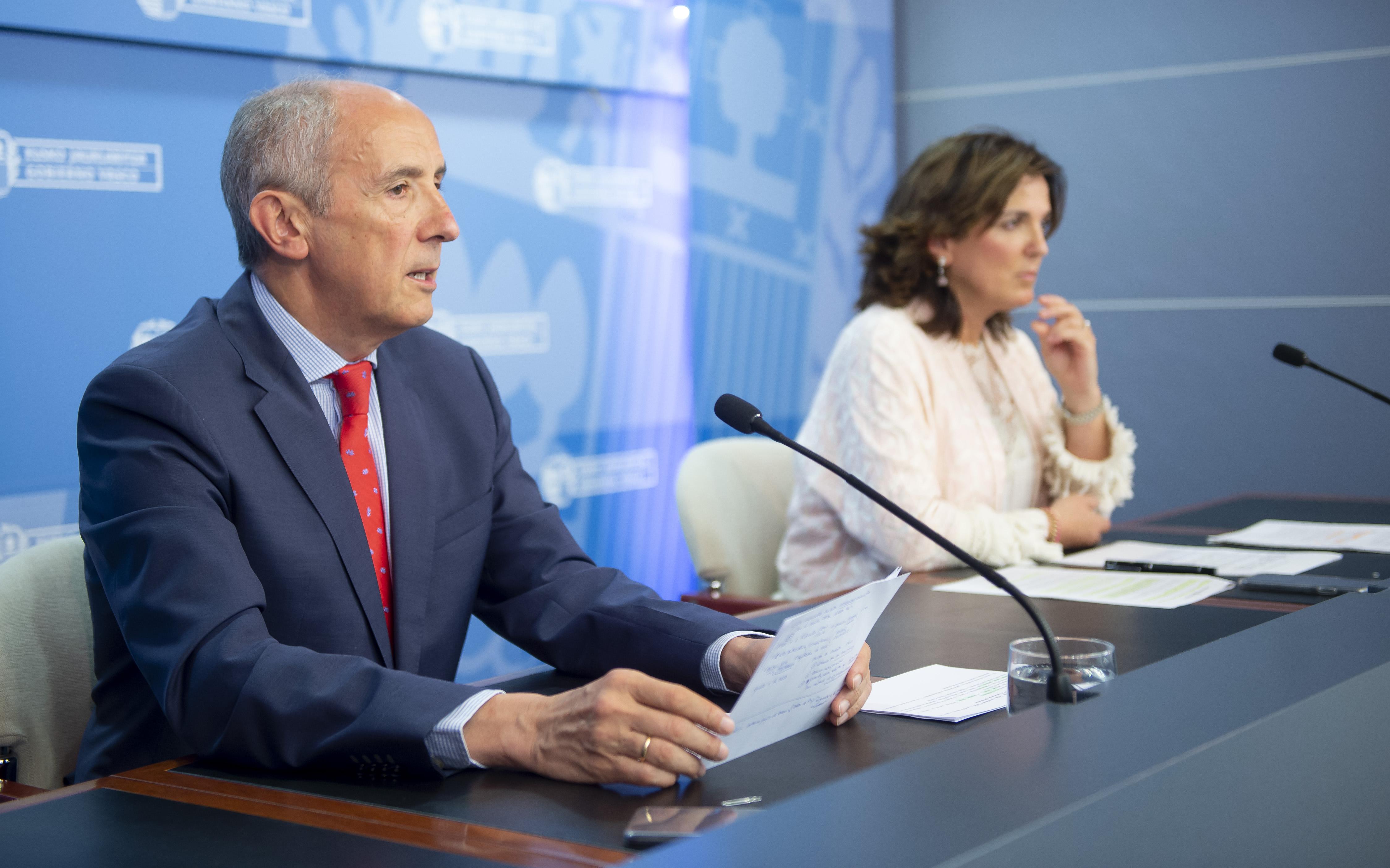 """Josu Erkoreka: """"Valoramos positivamente que haya fecha de investidura porque para Euskadi la falta de interlocución con el Gobierno Central es un problema objetivo"""""""