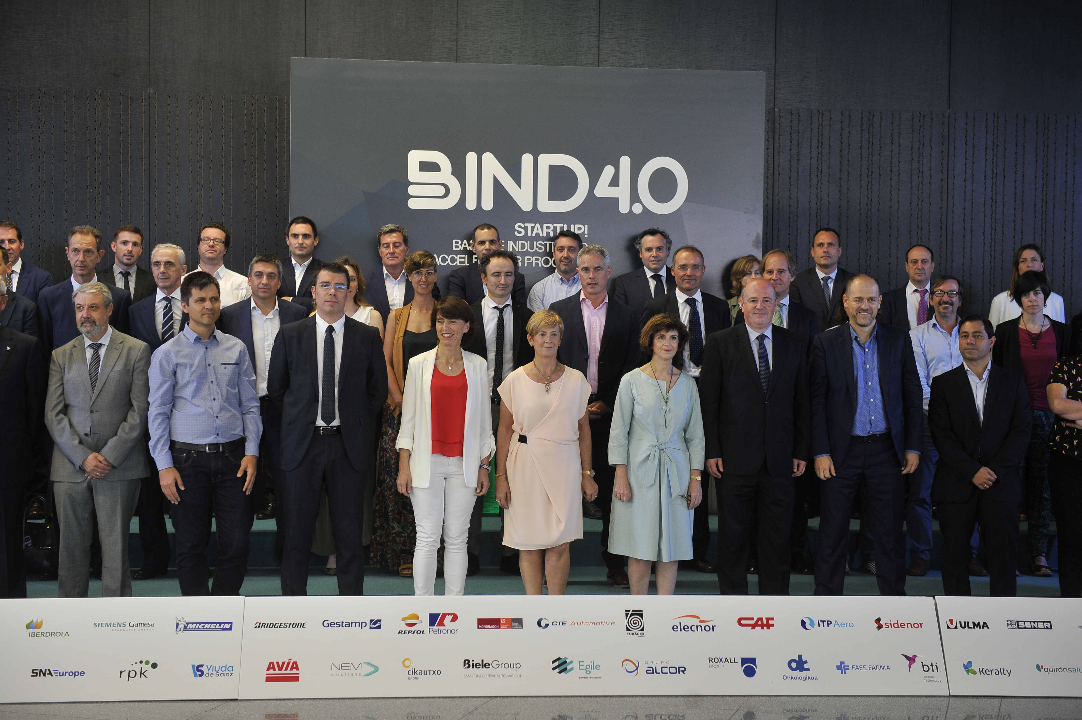 52 leading Basque companies to work with start-ups from around the world in the IV BIND 4.0