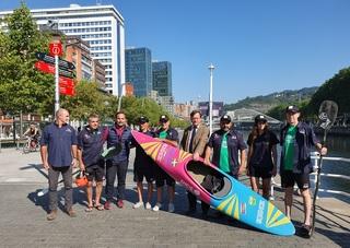 Kayak surfeko Euskal Selekzioak 15 kirolari eramango ditu datorren astean Peruko kostaldean egingo den Munduko Txapelketara