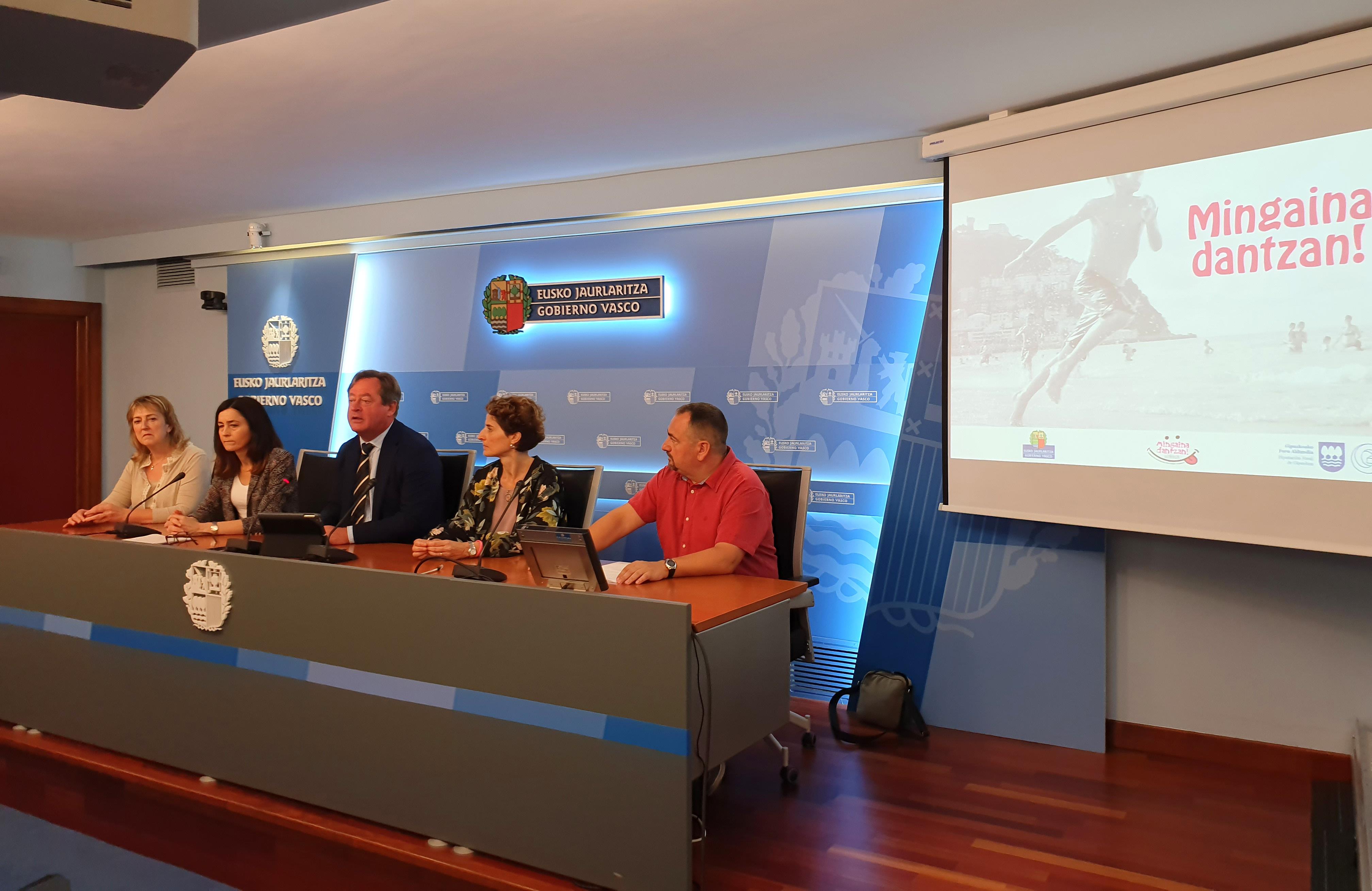 Tras un estudio sociolingüístico de dos años, Gobierno Vasco y Diputación Foral de Gipuzkoa ponen en marcha una nueva dinámica para promover el uso del euskera entre niños/as y jóvenes