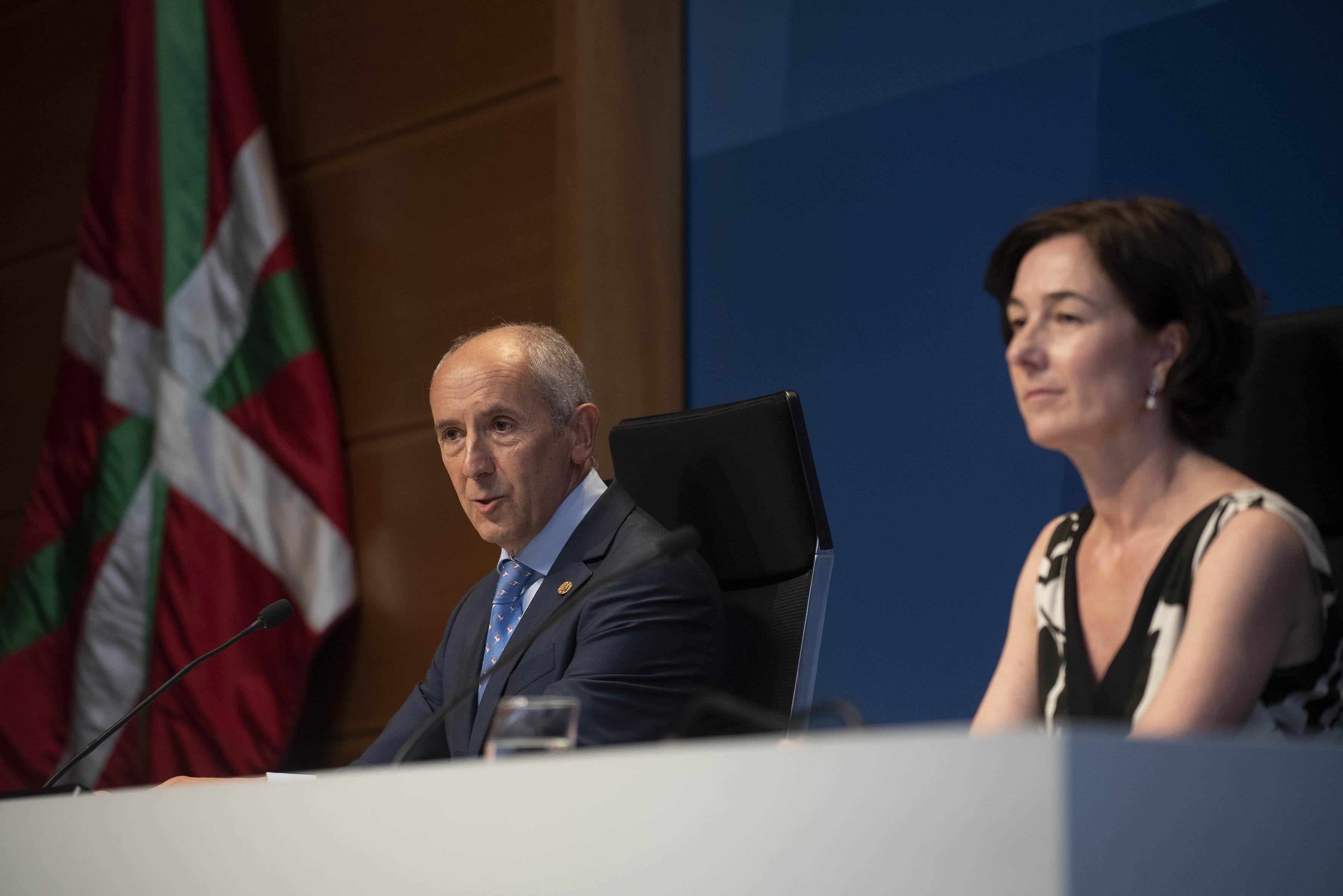 """El Gobierno Vasco recibe al alumnado de los """"Cursos de Derecho Internacional y Relaciones Internacionales de Vitoria-Gasteiz"""""""