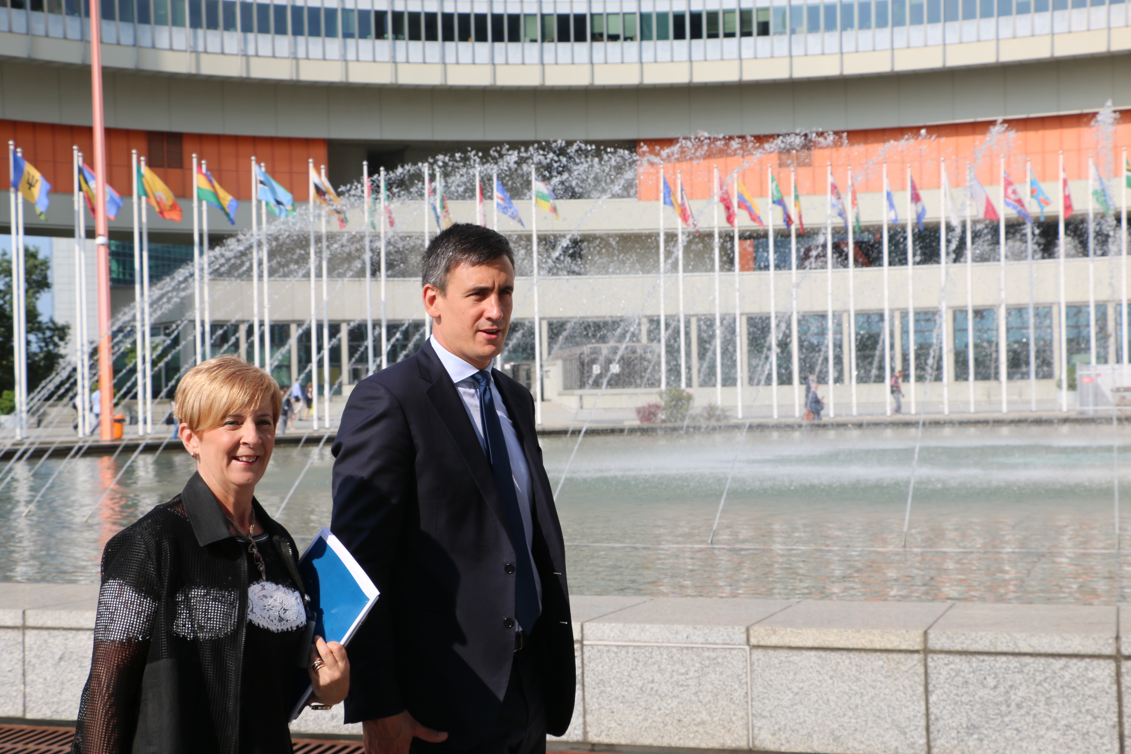 UNIDO, the UN's industrial organisation, selects the Basque Industry 4.0 strategy as a recommendable practice for industrial development