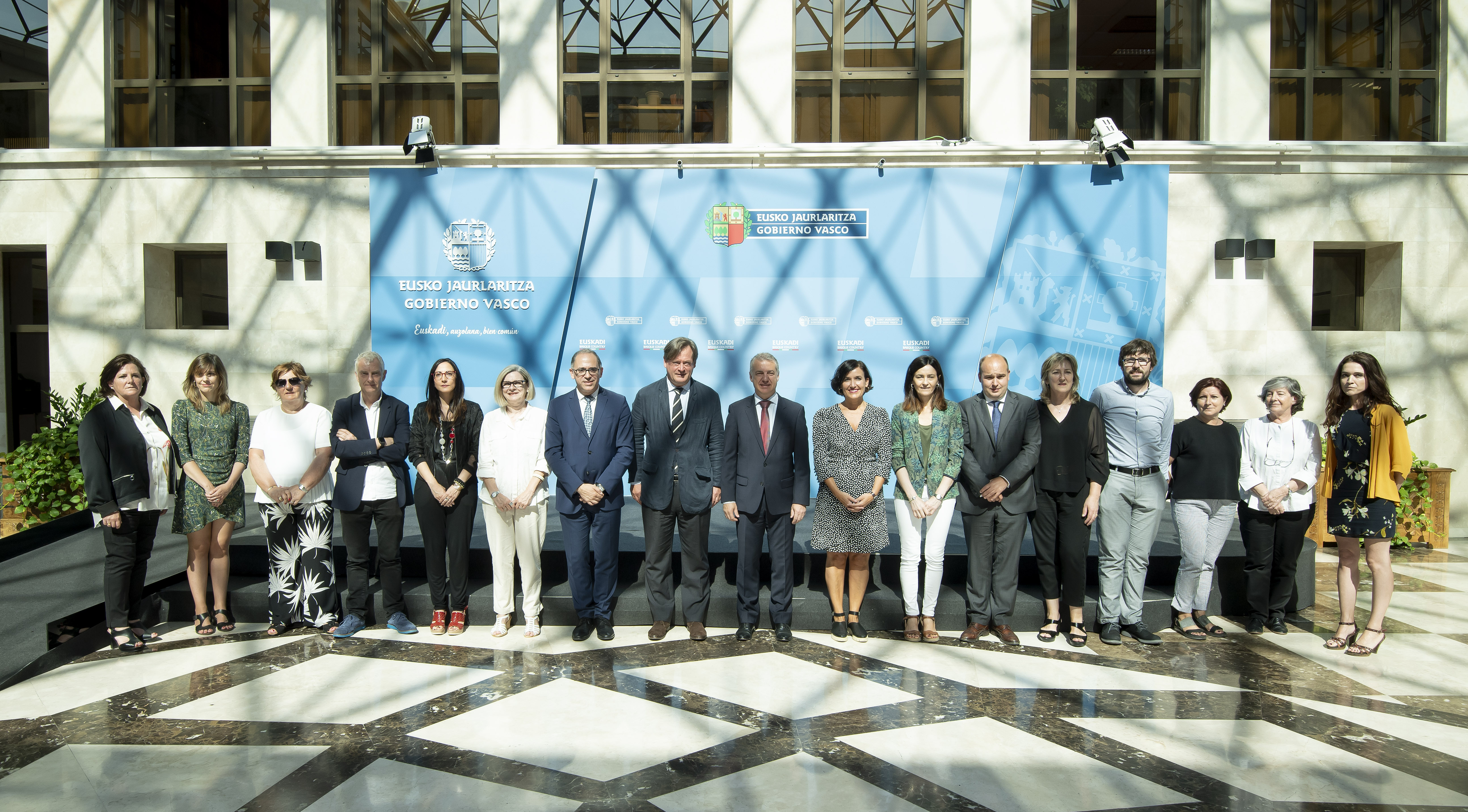 Urtearen balorazioa egin du Etxepare Euskal Institutuak Patronatuaren bileran