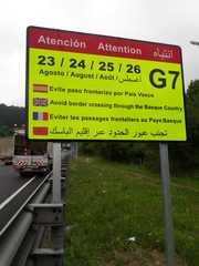 Foto se al evite paso fronterizo
