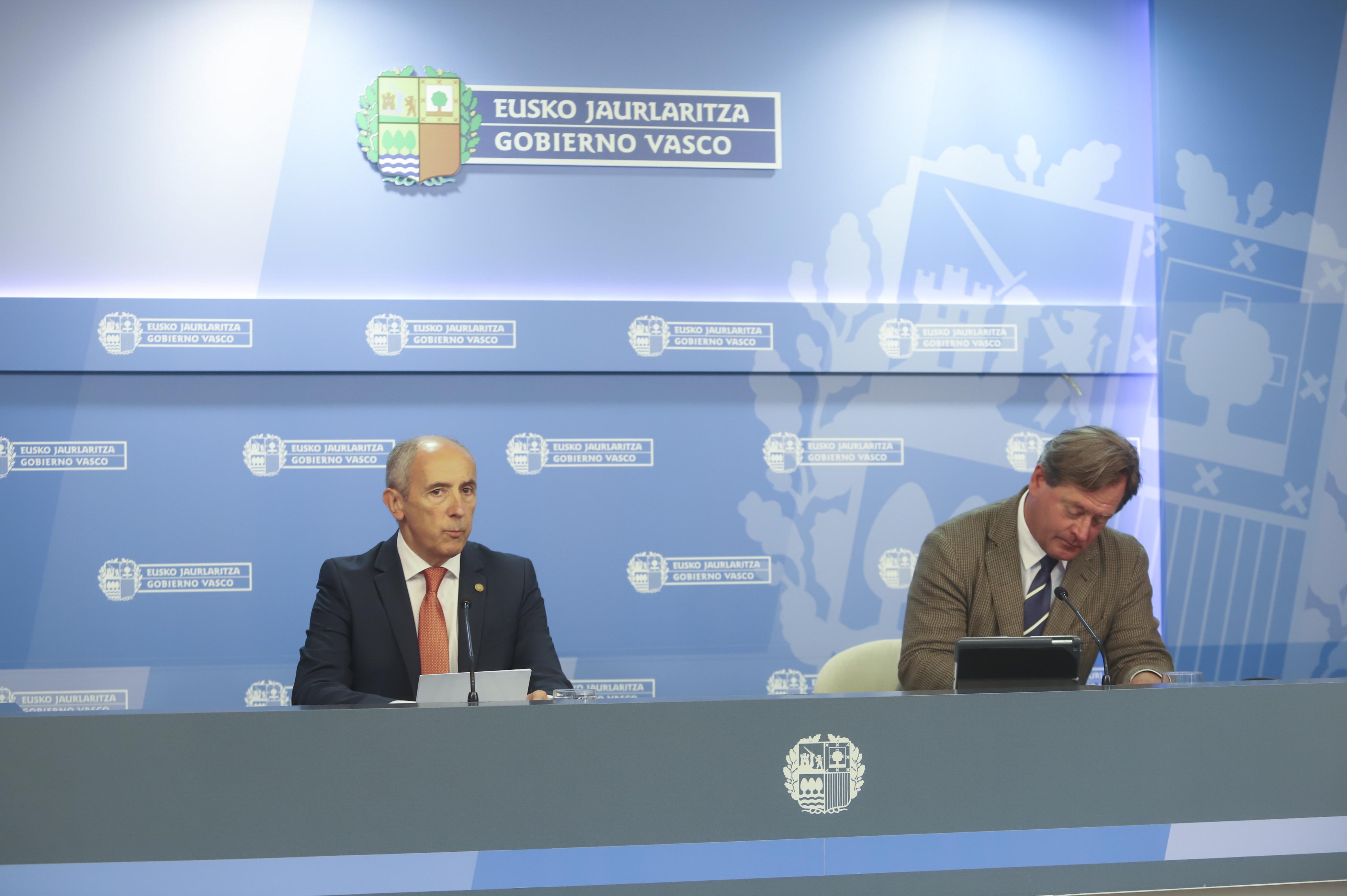 El Gobierno Vasco celebra que haya acuerdo de gobernabilidad en Navarra