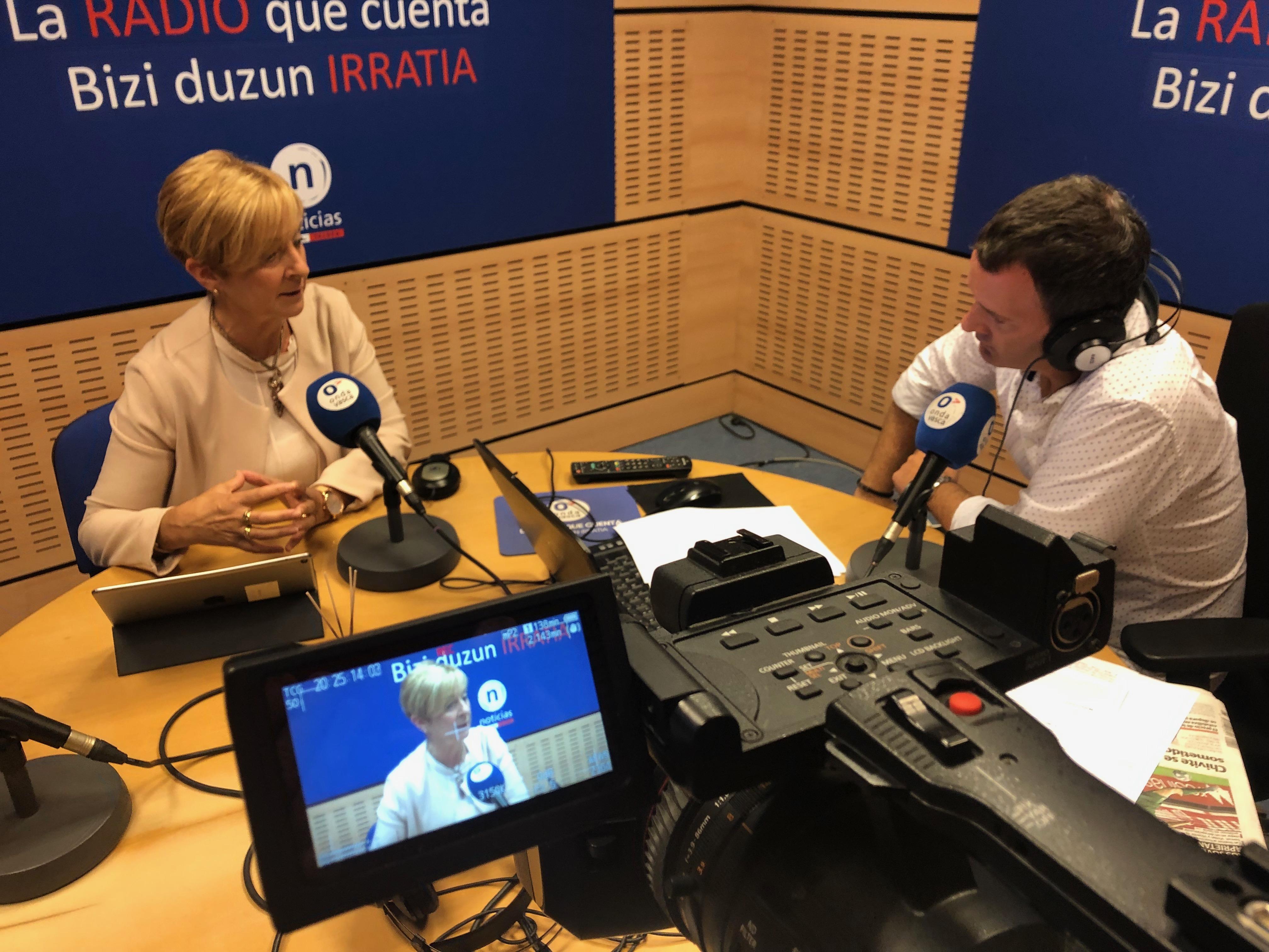 Tapia : Entrevista en Onda Vasca