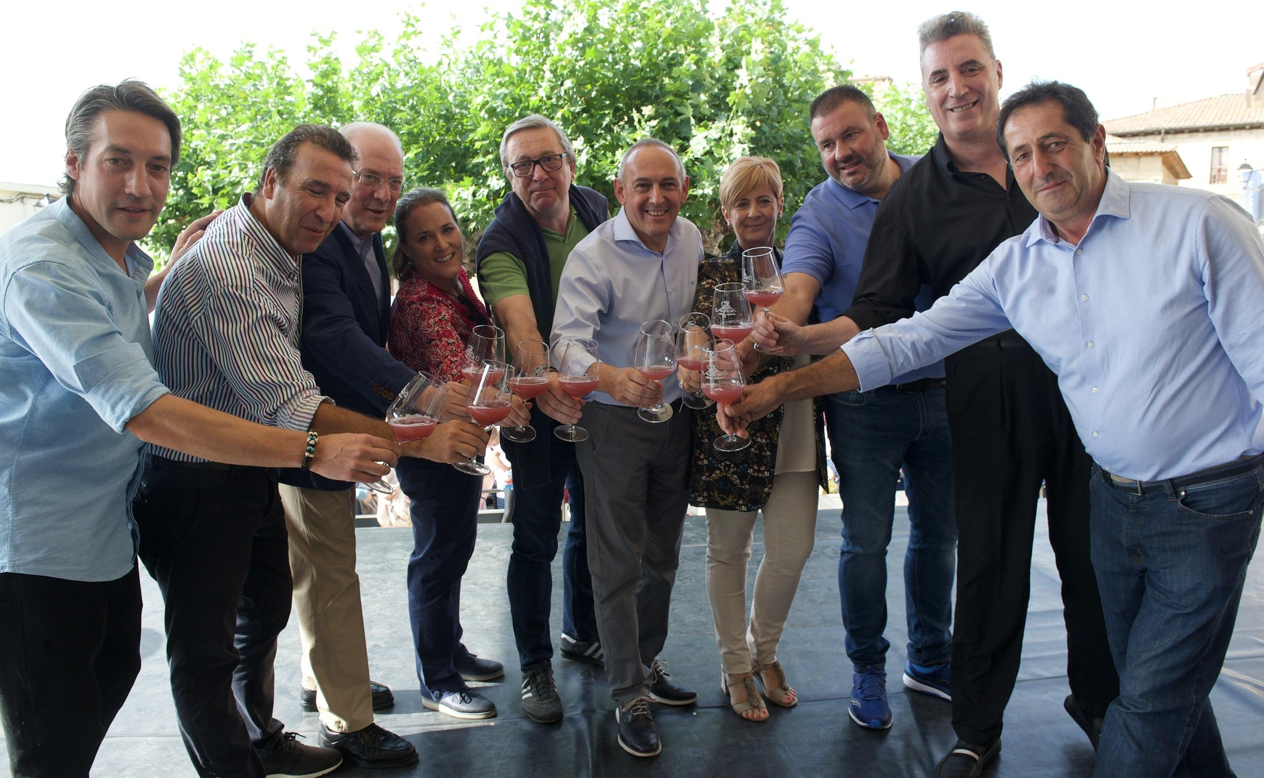El Gobierno Vasco refuerza el apoyo al sector vitivinícola con un servicio global a la excelencia y la internacionalización