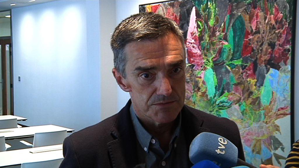 Jonan Fernández valora positivamente la sentencia de la Audiencia Nacional en el juicio a los 47 miembros del frente de makos de ETA