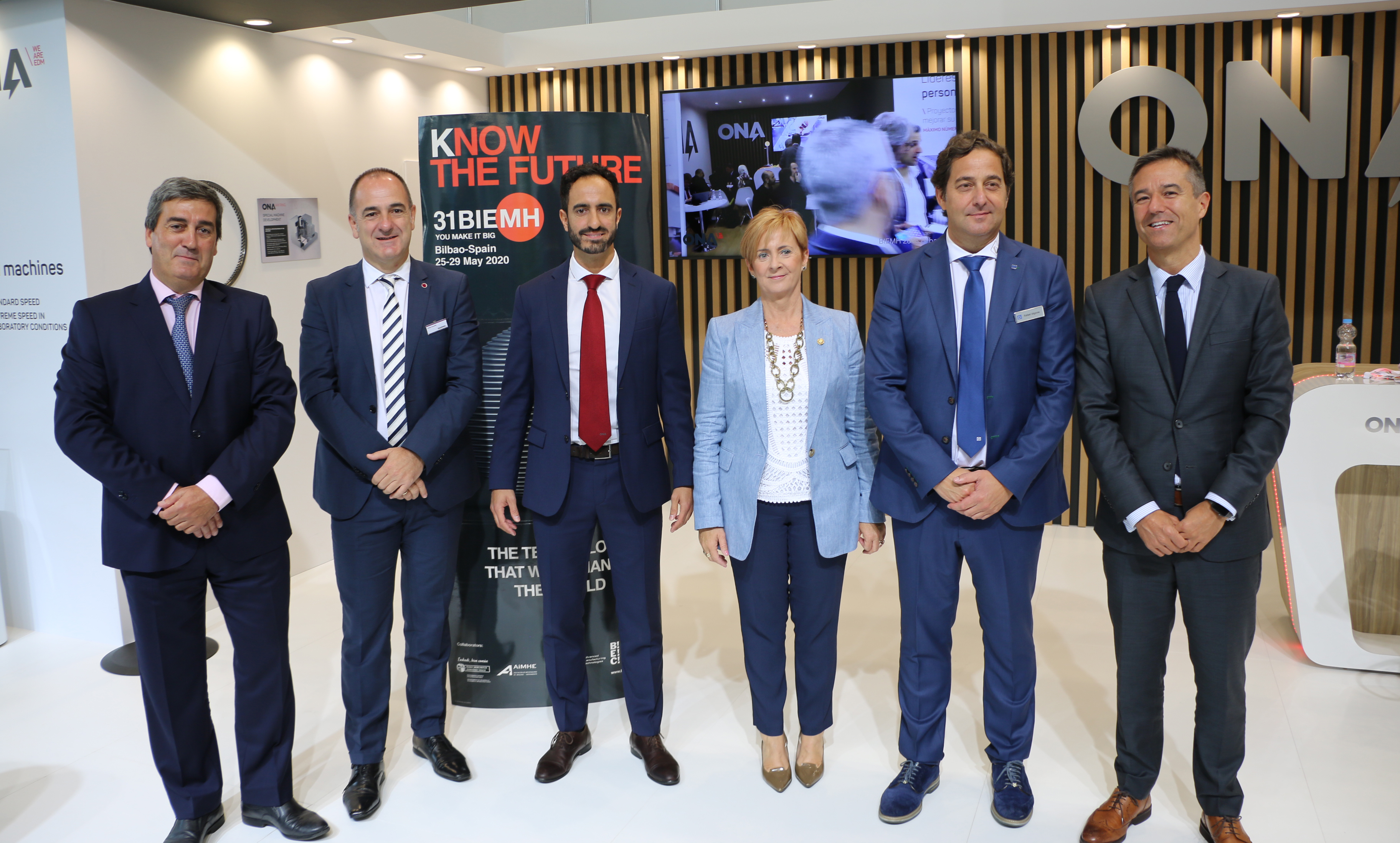 The BIEMH International Machine Tool Exhibition 2020 launched at the Hannover EMO