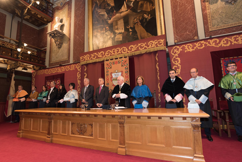 El Lehendakari preside la apertura del curso 2019-2020 de la Universidad de Deusto