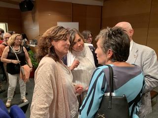 """Beatriz Artolazabal: """"Sociedad e instituciones constituyen la base de atención a las personas con Alzheimer y su entorno"""""""