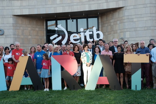 Los departamentos de Educación y Salud participan activamente en la 20º edición de EiTB Maratoia