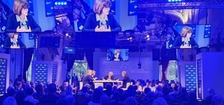 Nekane murga congreso europeo