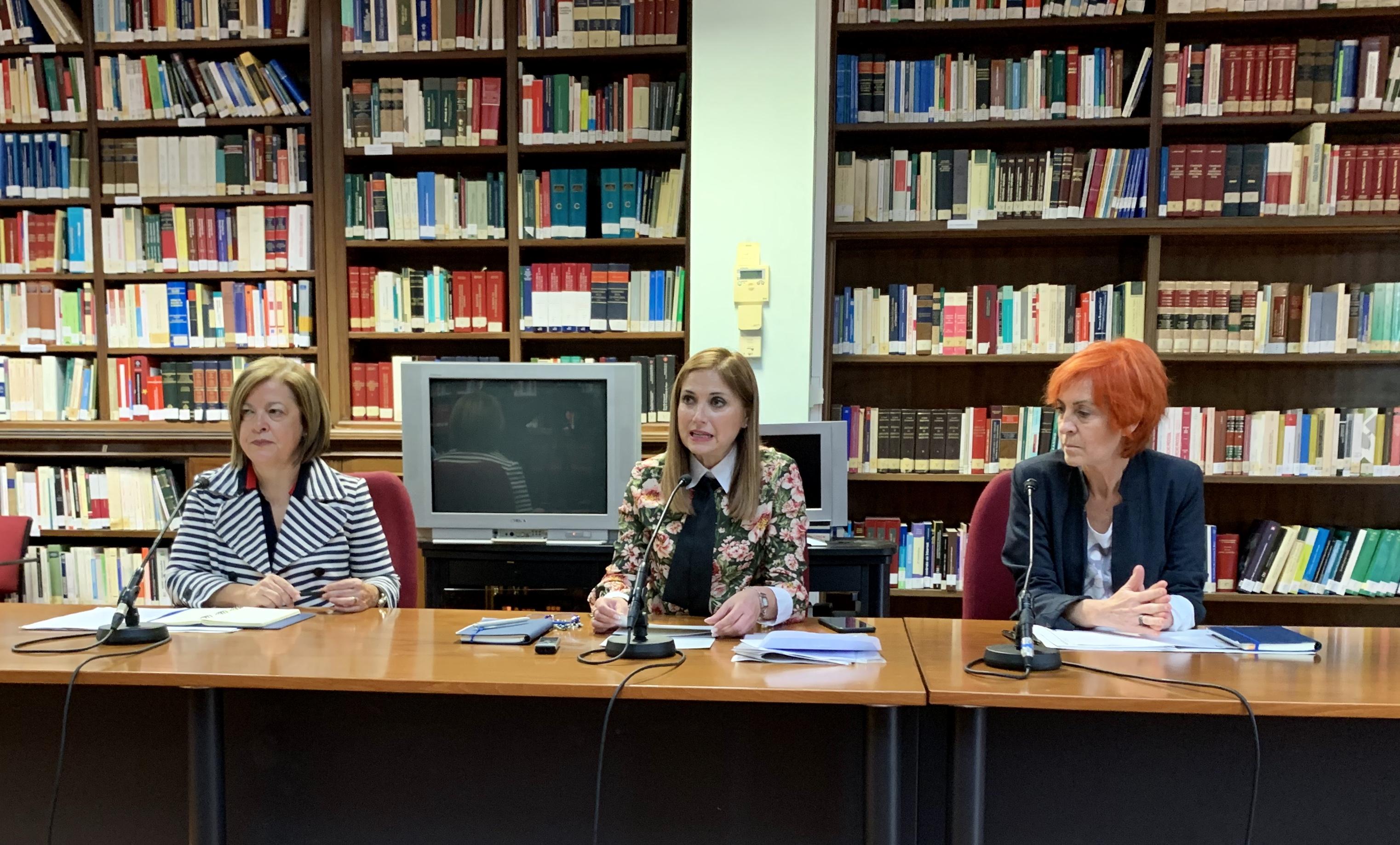 Genero-indarkeriaren biktima diren emakumeei laguntza integrala emateko ZUREKIN Programa abian jarri da bilboko epaitegietan