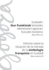 Informe simbolog a franquista