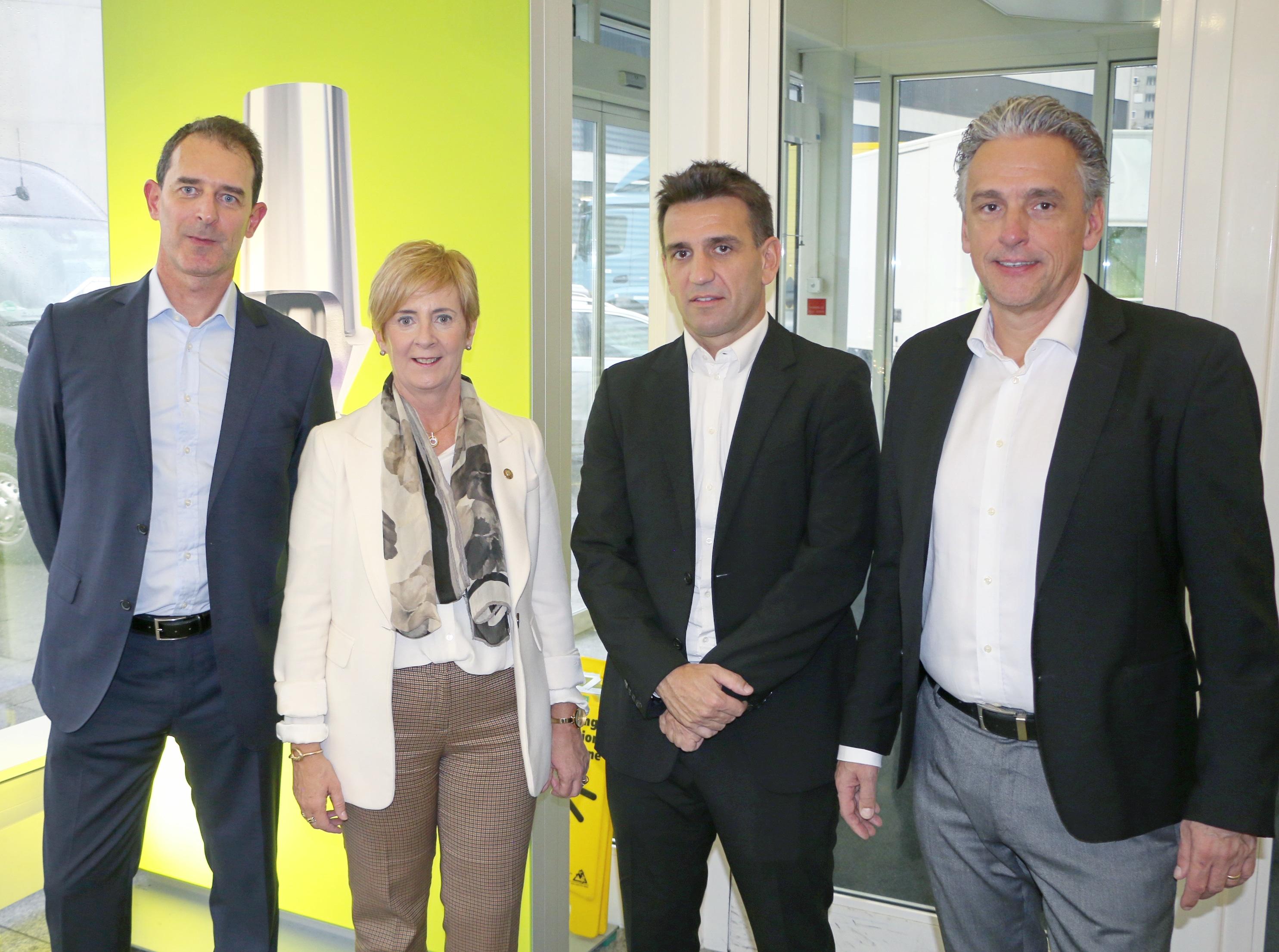 Straumann reafirma su apuesta por Createch Medical y refuerza la I+D de Euskadi