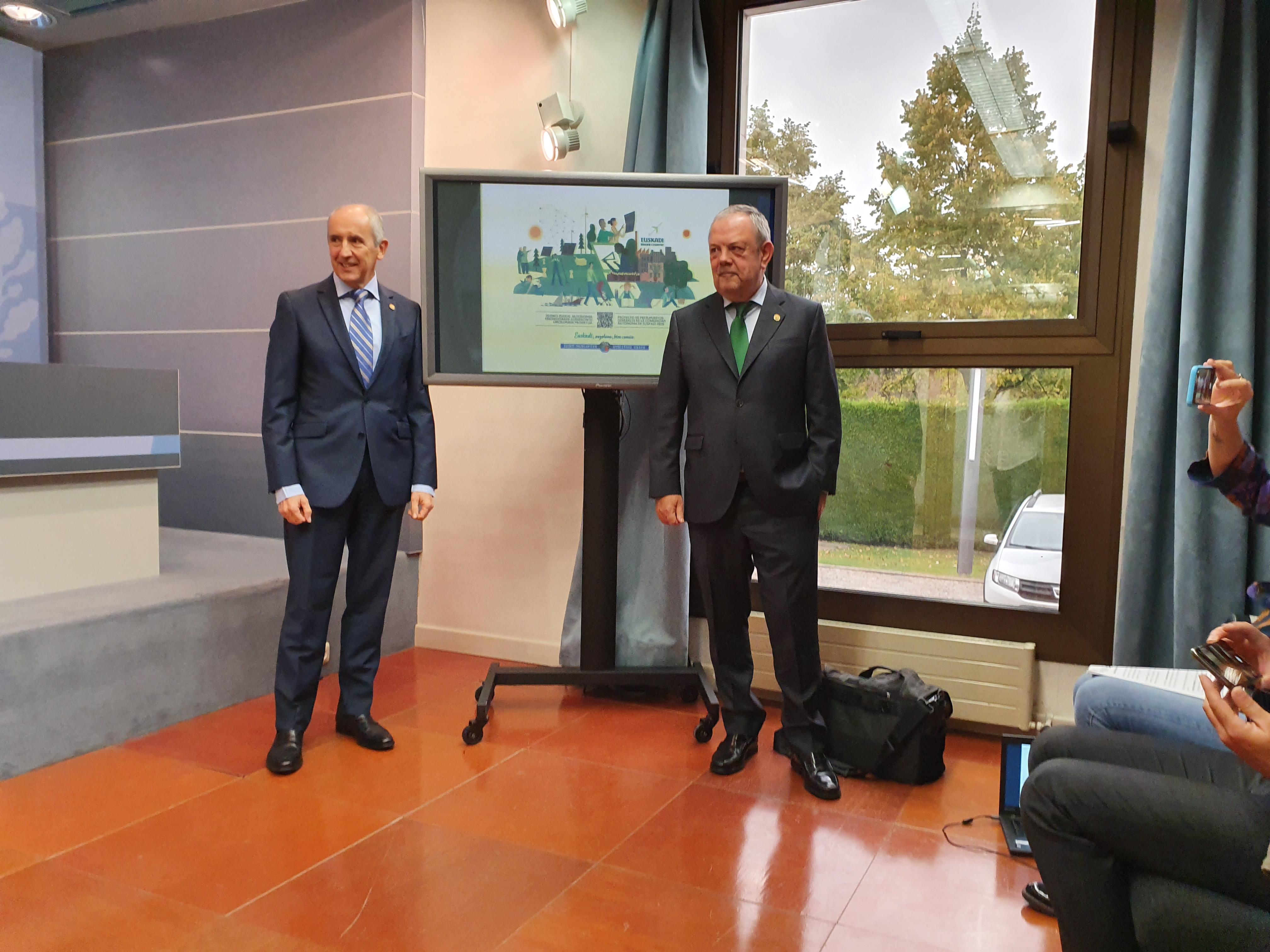 El Gobierno Vasco convoca una nueva reunión de la Comisión de Seguimiento Brexit