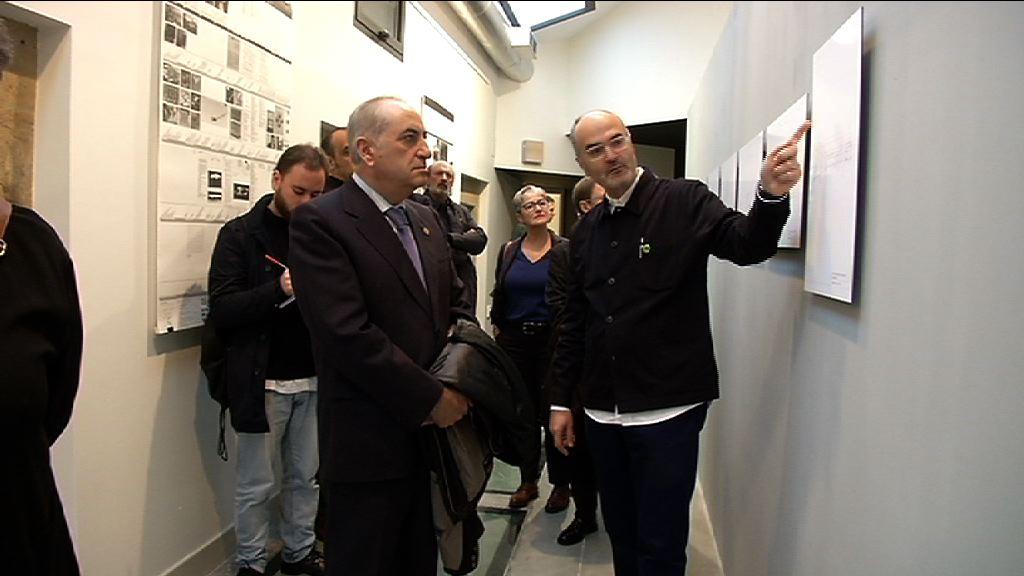 La Bienal MUGAK acoge una exposición inédita sobre la Escuela de Ulm y su legado en el mundo del diseño