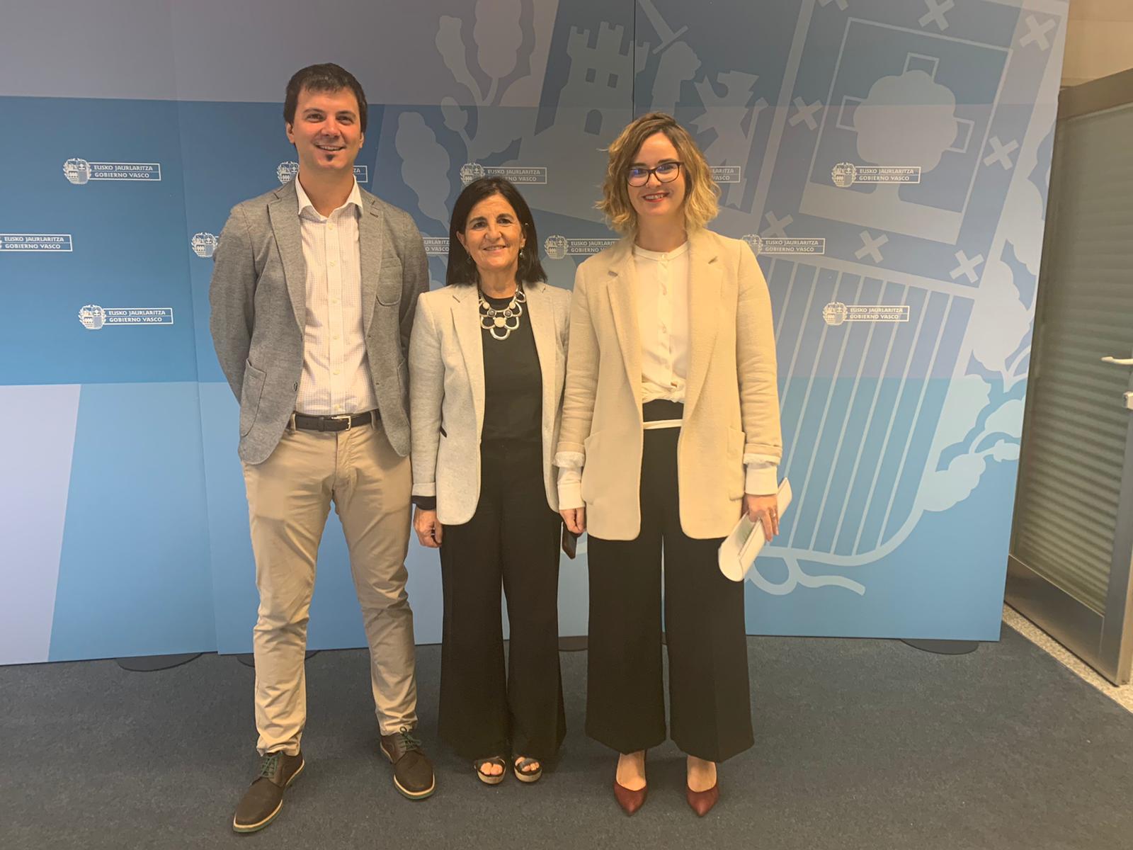 Eusko Jaurlaritzak prestakuntza-jardunaldia egin du Euskadiko fundazioentzat
