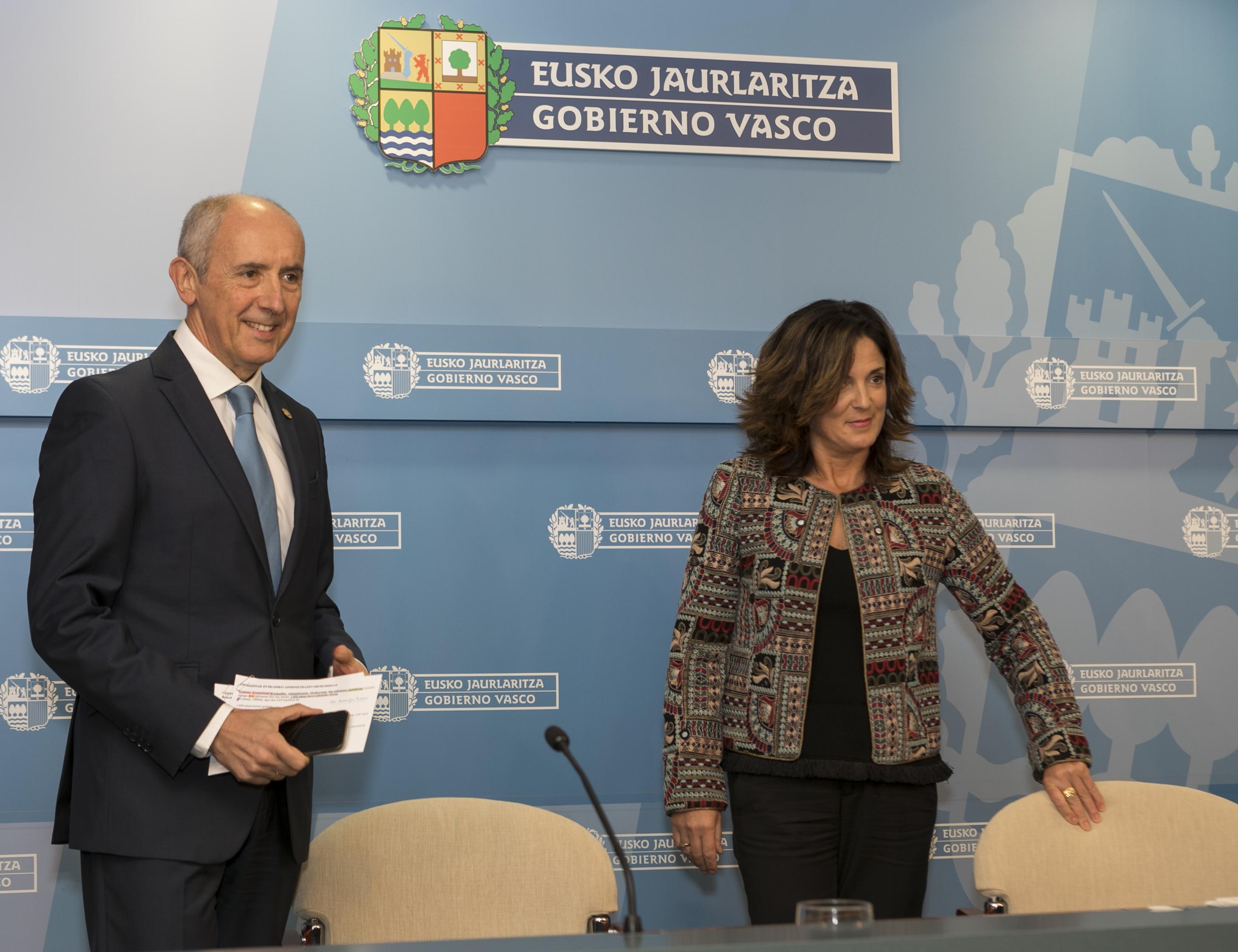 Jaurlaritzak uste du ez dagoela arrazoi objektiborik Euskadin greba orokorra deitzeko