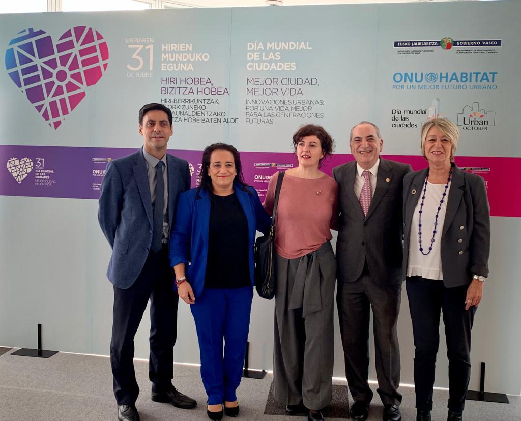 Bilbao acoge el Día Mundial de las Ciudades
