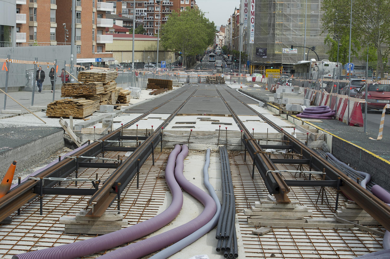 Eusko Jaurlaritzak Vitoria-Gasteizko tranbia Salburuara luzatzeko lanak lizitatu ditu