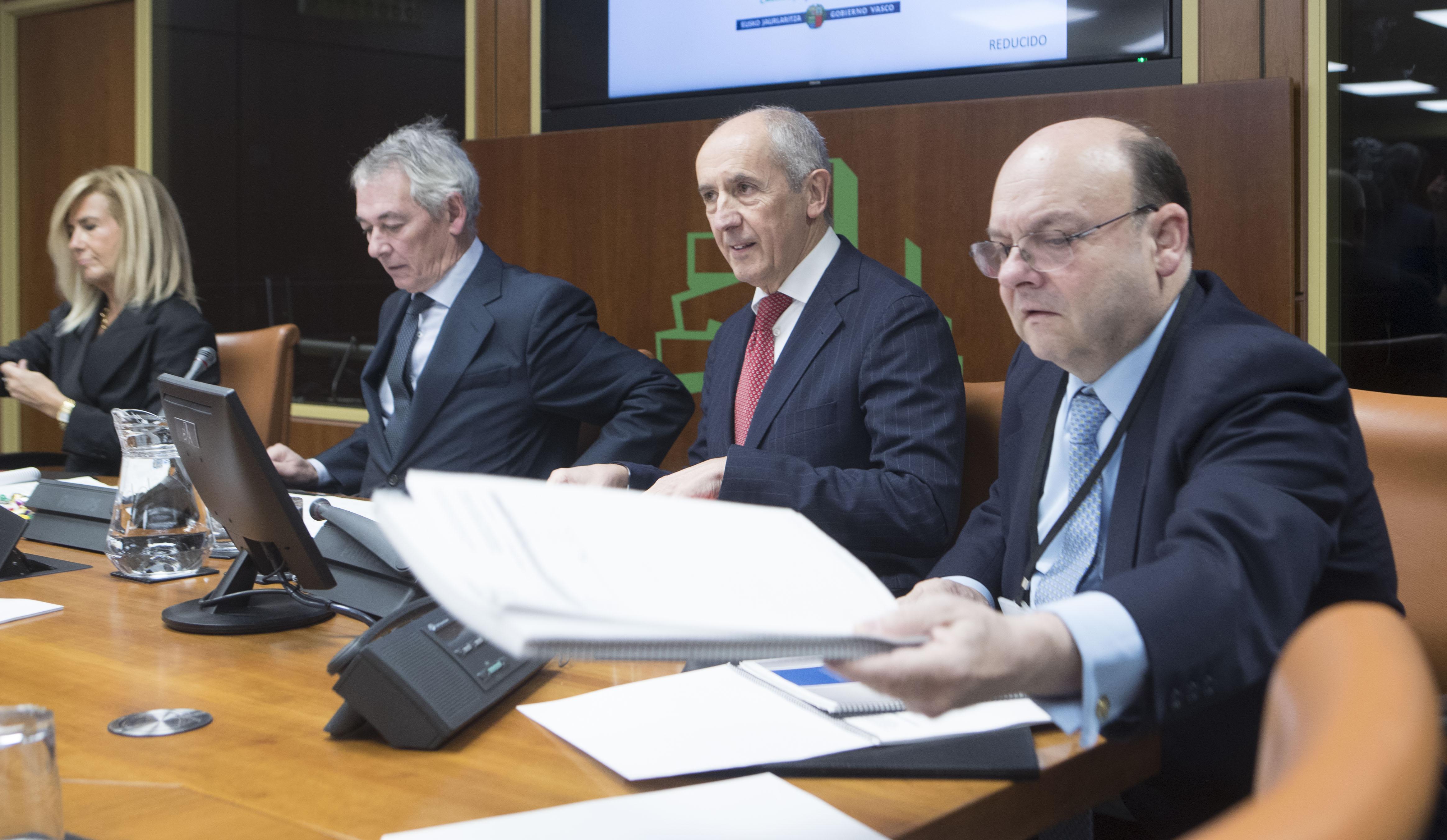 El Departamento de Gobernanza Pública y Autogobierno dispondrá, en 2020, de un presupuesto continuista de 121 millones de euros