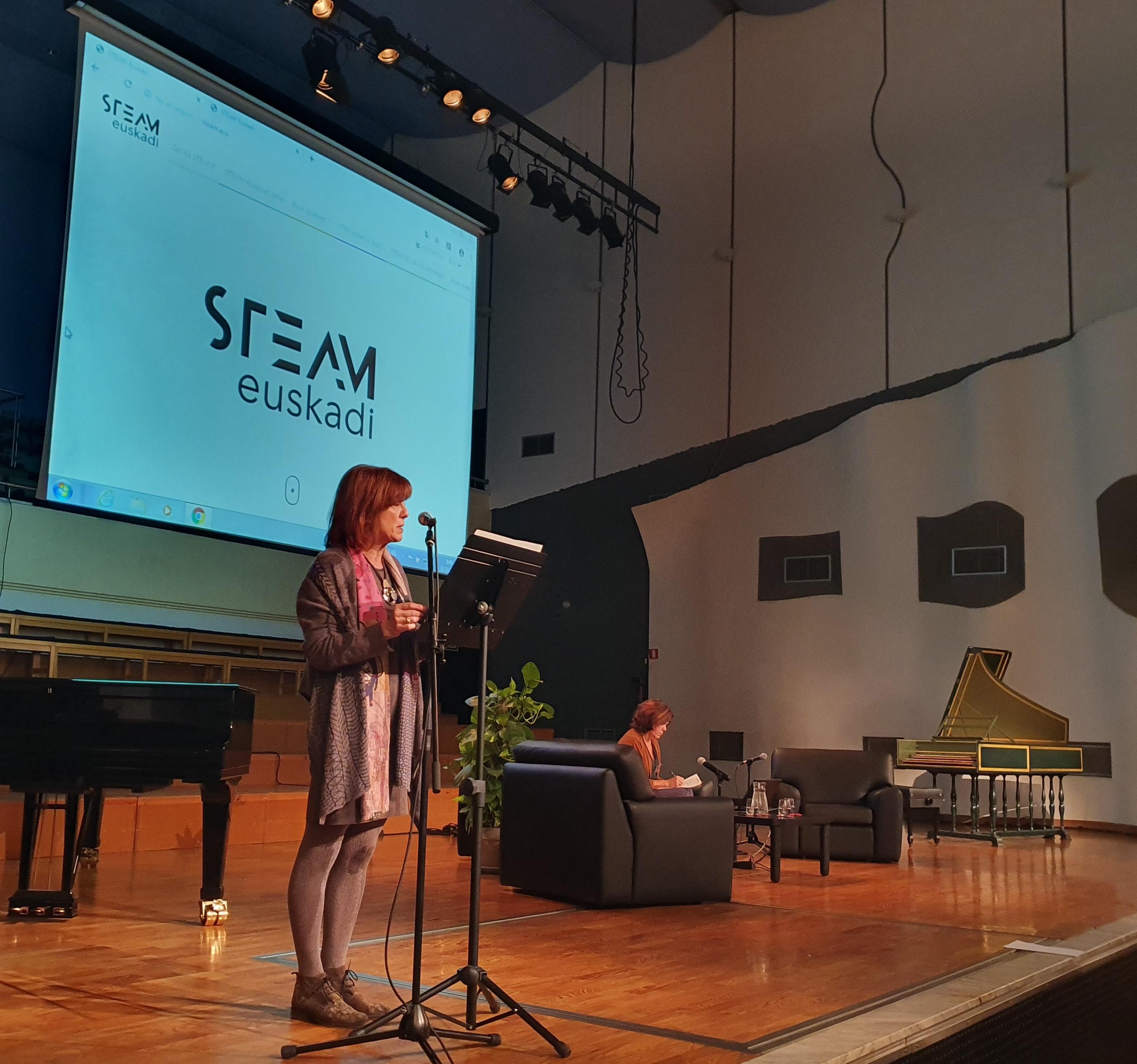 El Departamento de Educación pone a disposición de los centros el nuevo portal STEAMgunea