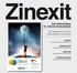 ZINEXIT celebra su décimo aniversario reivindicando el derecho a la búsqueda de la felicidad