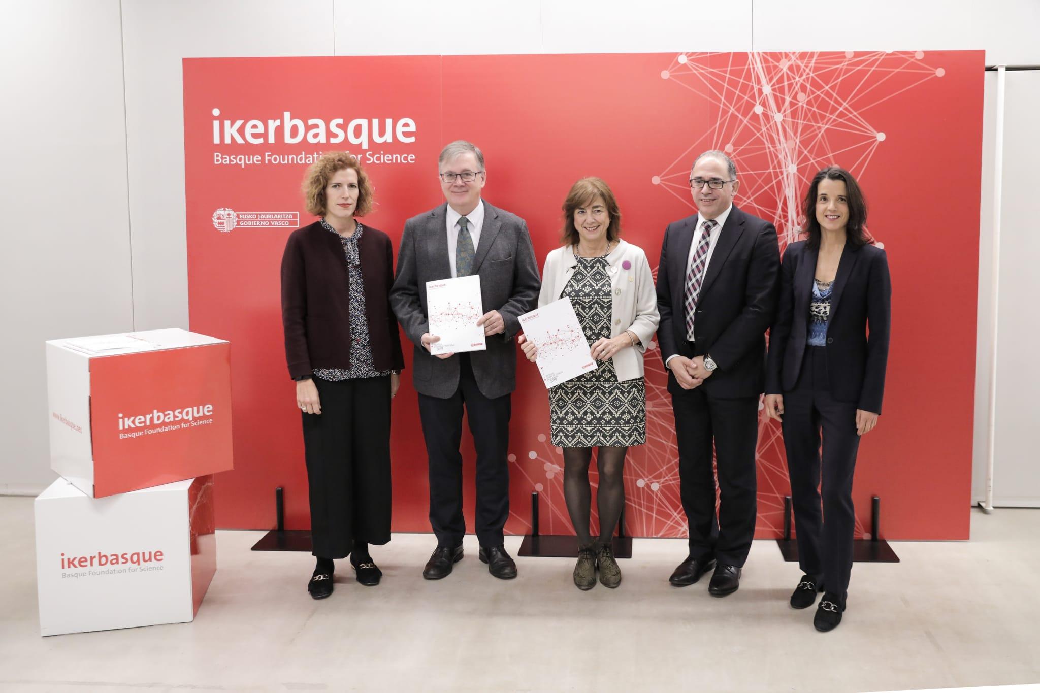 La producción científica de Euskadi ha superado las 6.200 publicaciones