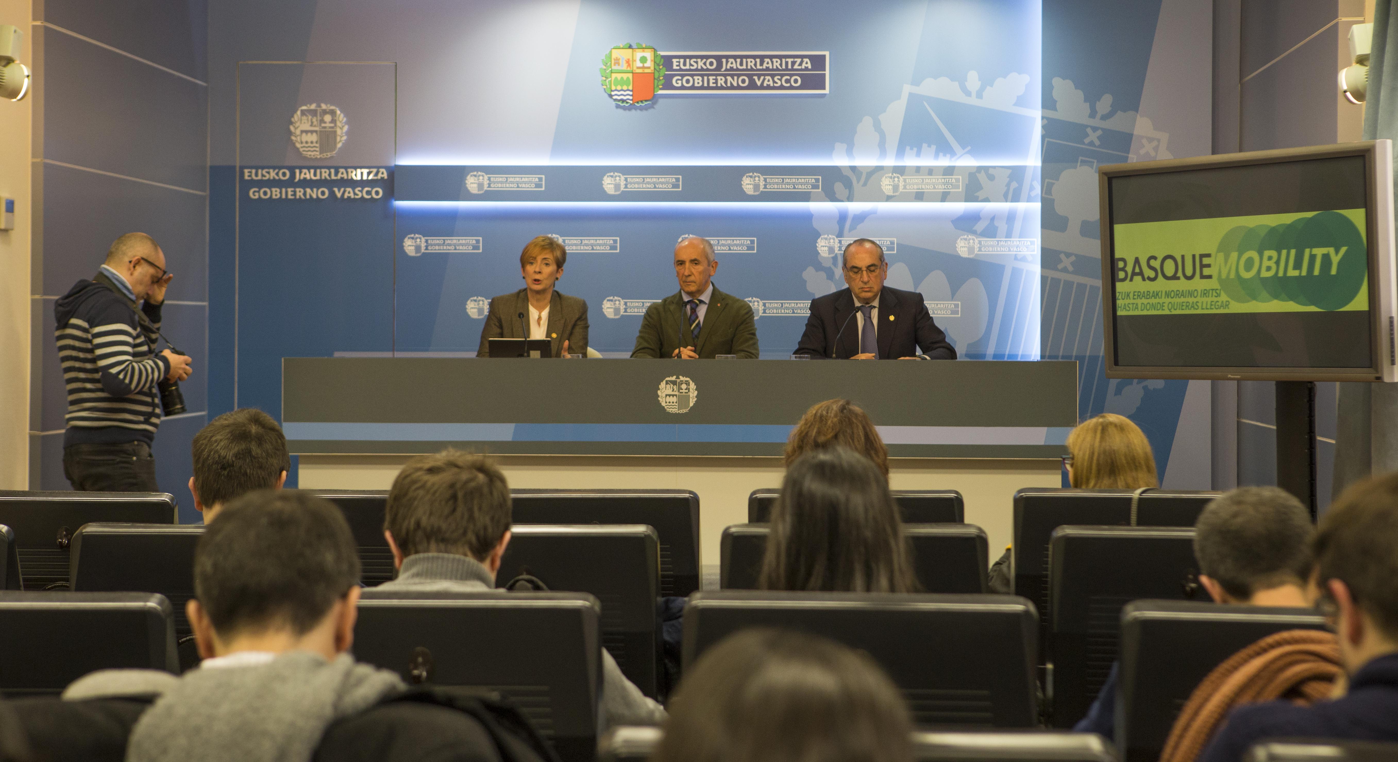 Eusko Jaurlaritzak COP-25 Klimaren Konferentzian parte hartzen ari da, bere proposamen eta agendarekin