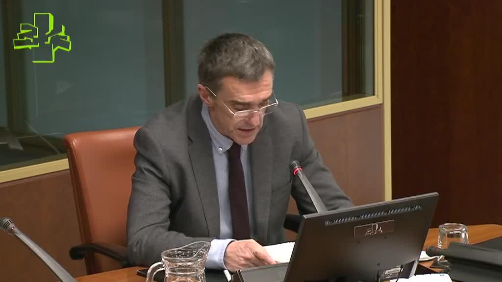 Comisión de Instituciones, Seguridad y Gobernanza Pública (11/12/2019)