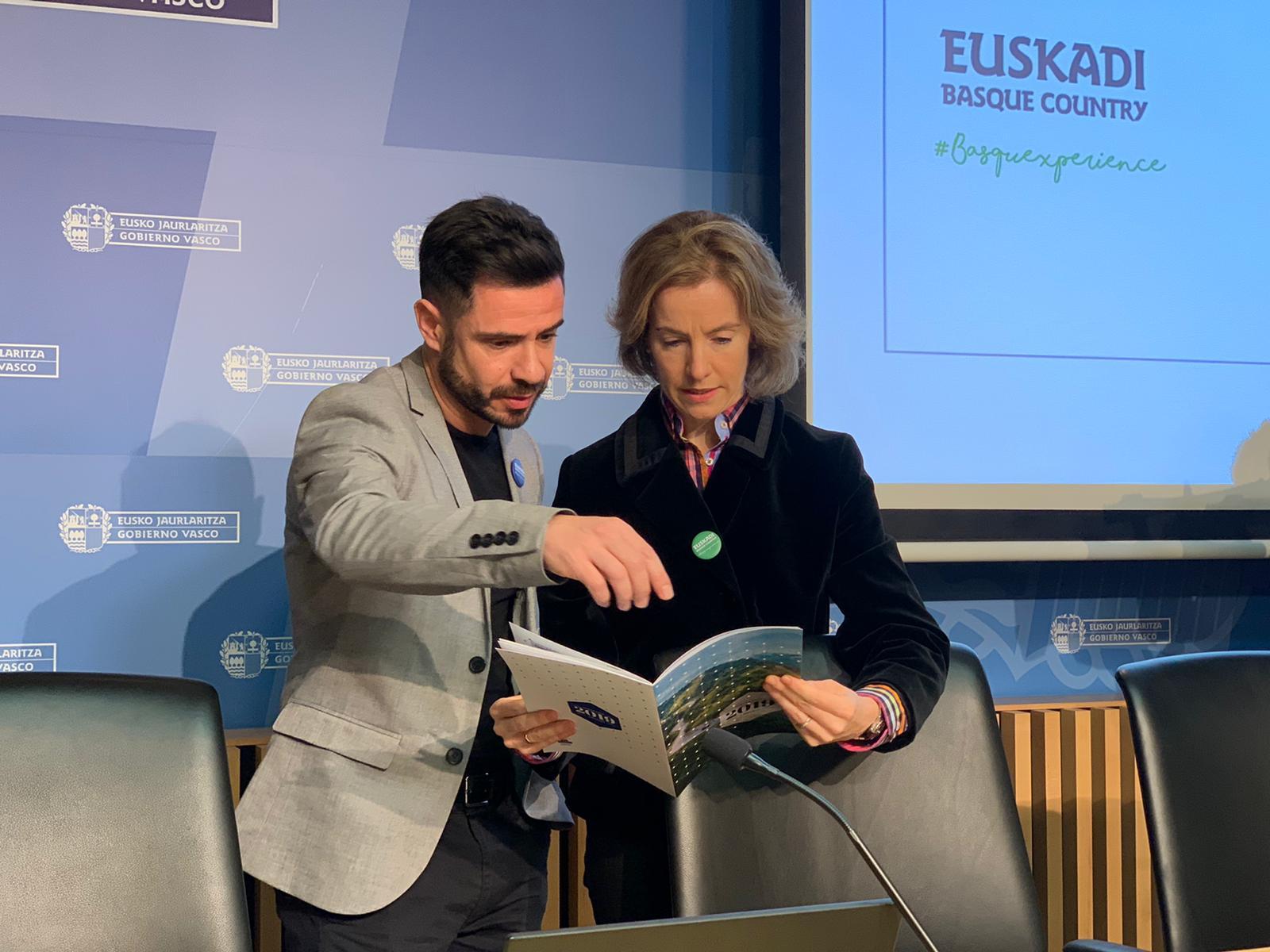 Euskadi FITURen aurkeztuko da iraunkortasuna eragiletzat hartuta eta irudi turistiko berritzaile eta berritu batekin