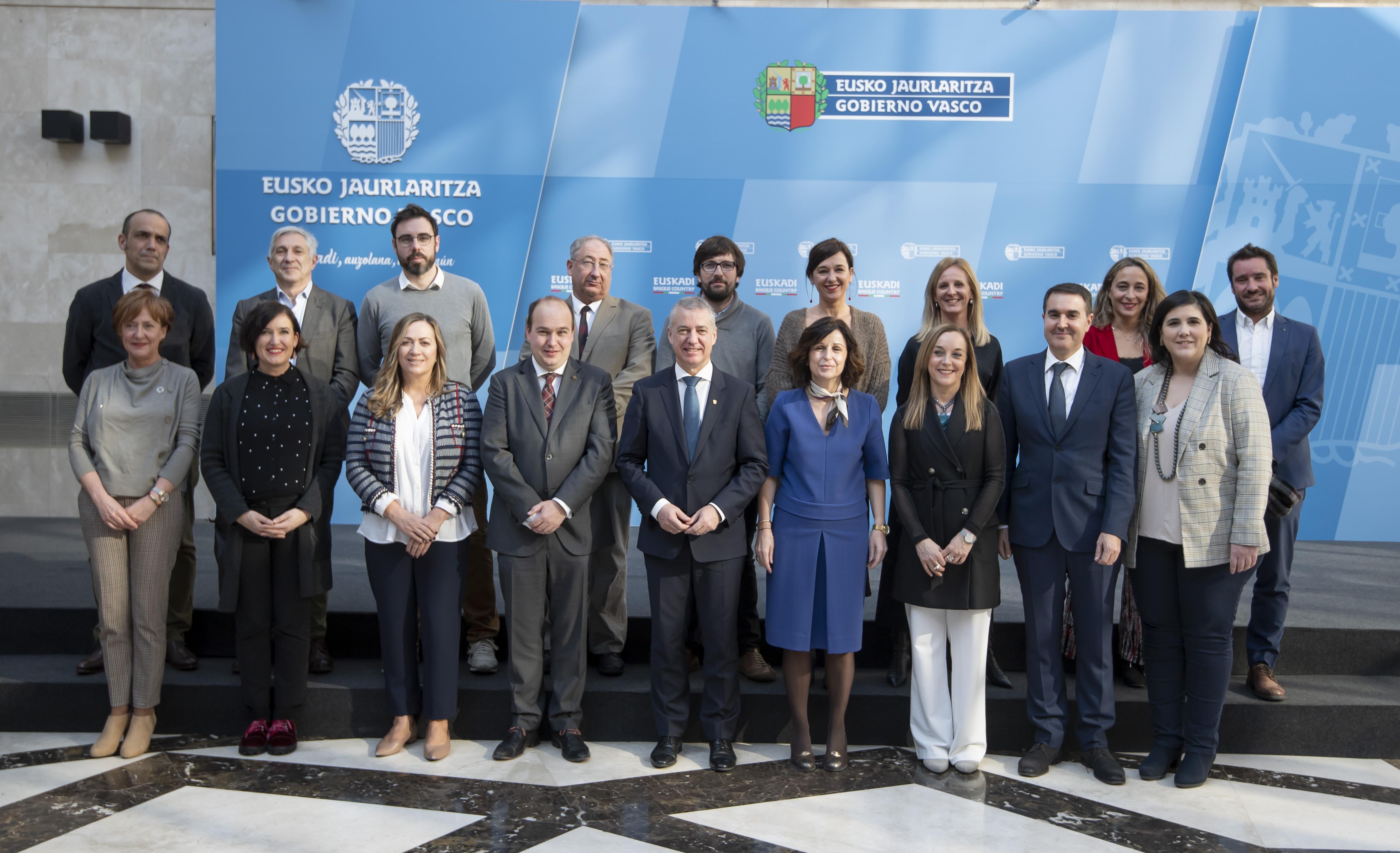 El Lehendakari afirma que la diáspora es una oportunidad para Euskadi