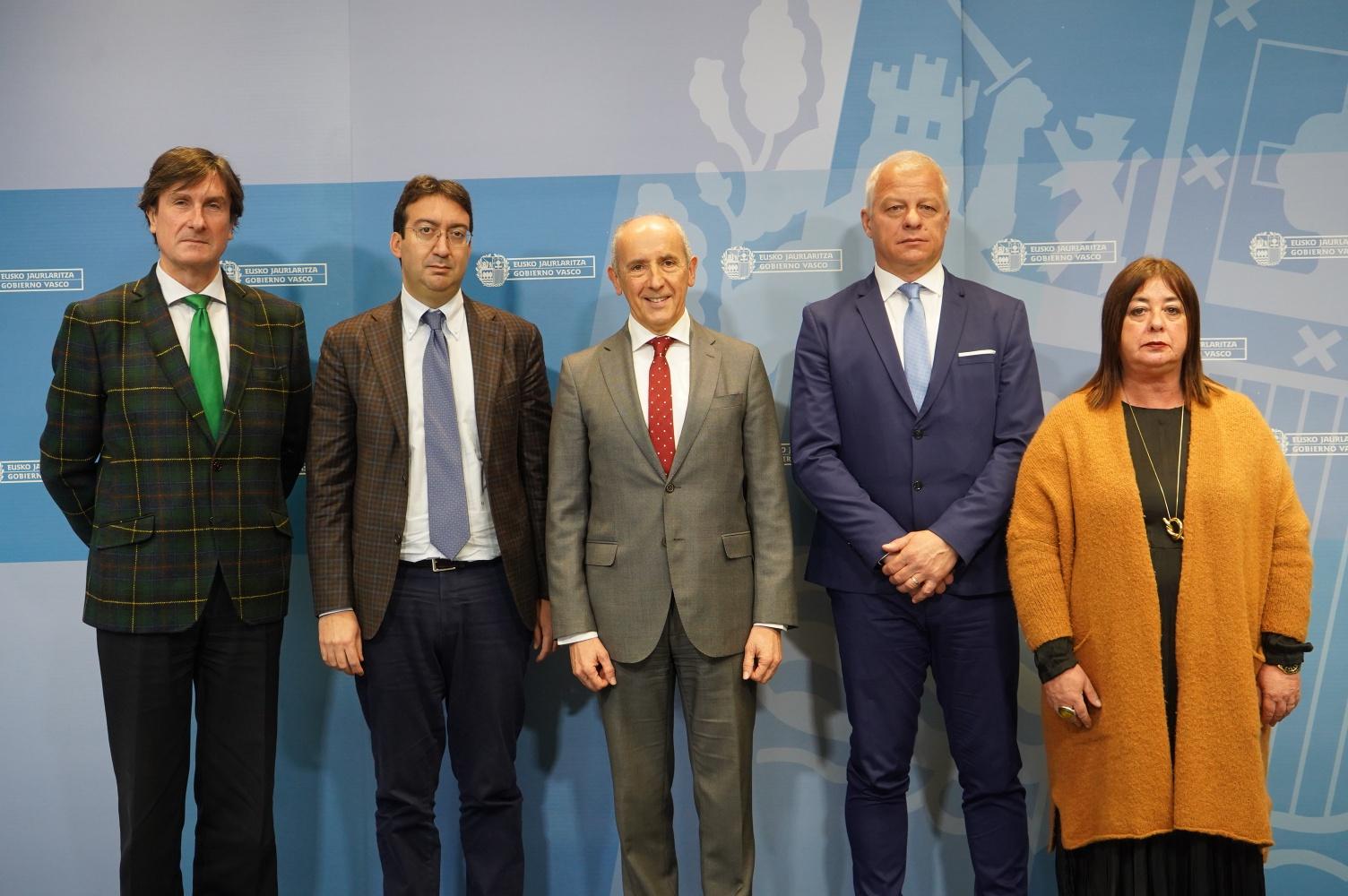 El Gobierno Vasco invita al grupo GRECO, de estados contra la corrupción del Consejo de Europa, a dar una conferencia en Euskadi [60:20]