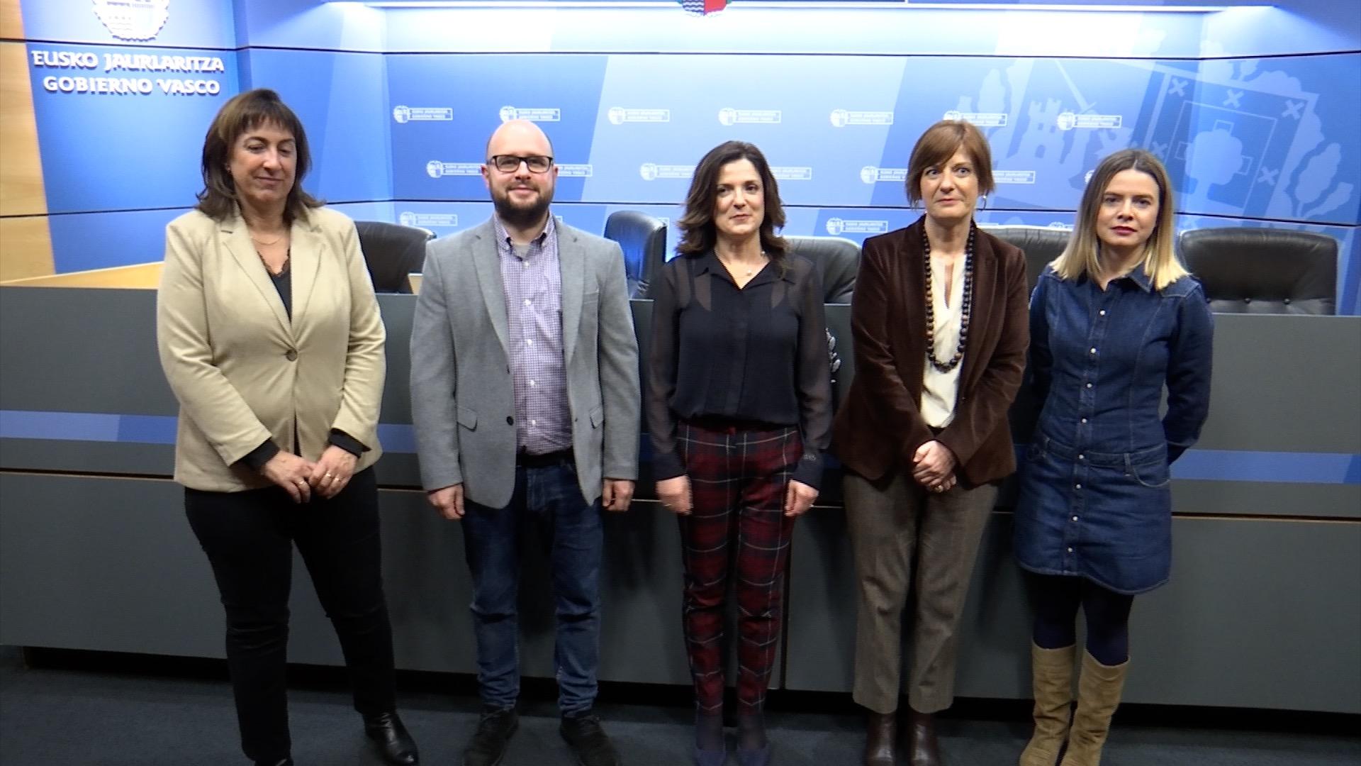 """Beatriz Artolazabal: """"Euskal gizartean dibertsitatea zabaldu izana jada estrukturala eta betirako da"""""""