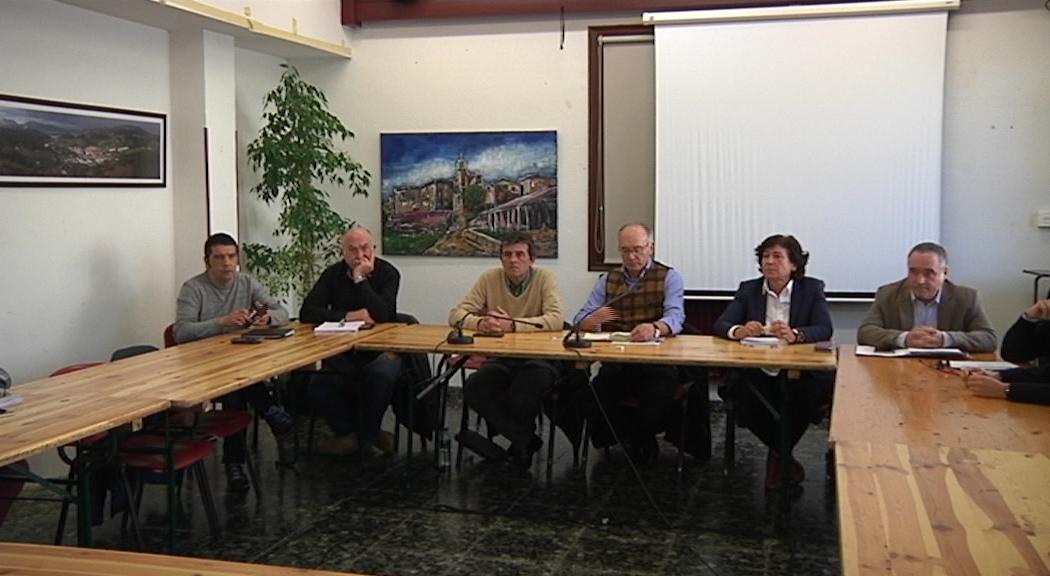 Reunión mesa técnica de coordinación y seguimiento sobre el derrumbe en el vertedero de Zaldibar