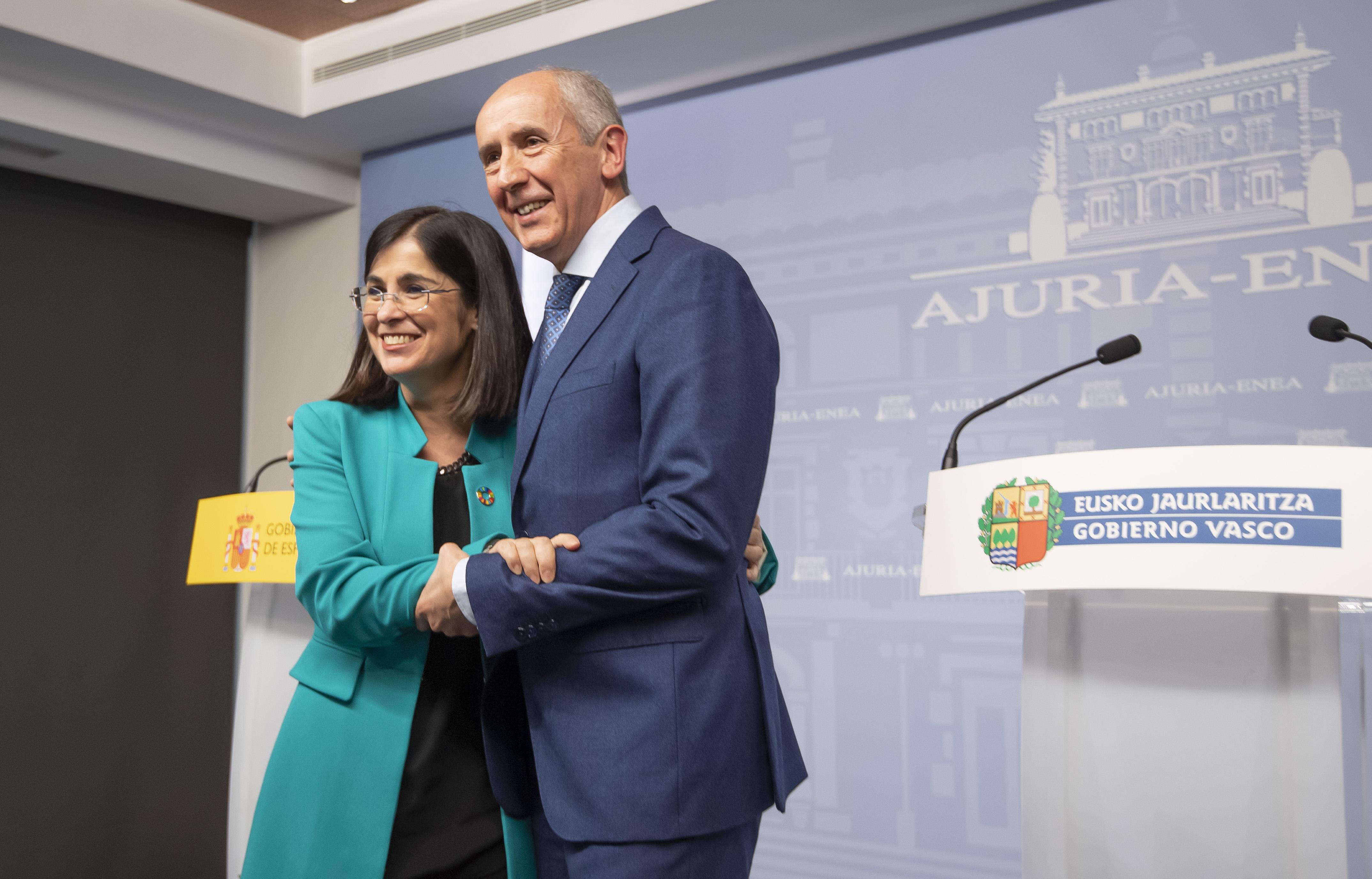 Euskadi cuenta, por primera vez, con un cronograma de transferencias que completa el Estatuto de Gernika [30:57]