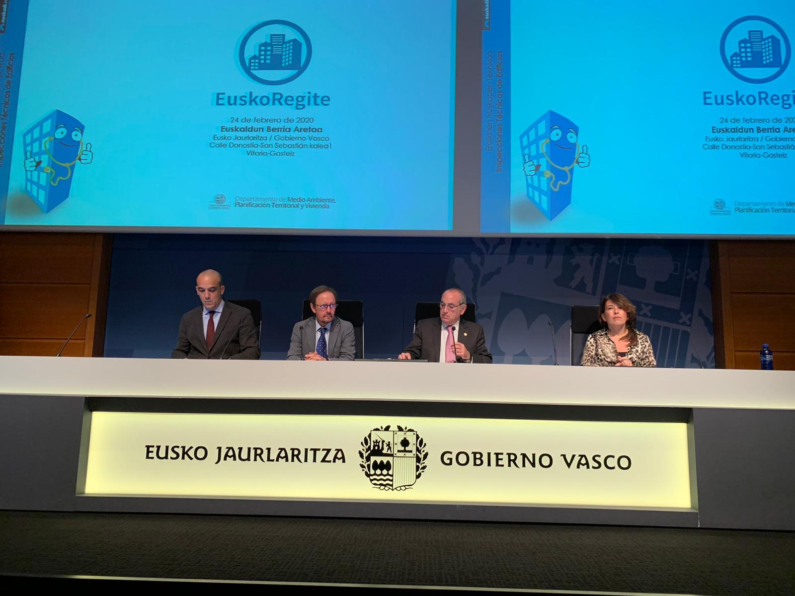El consejero Arriola recuerda que las ITEs son fundamentales para asegurar la conservación de los edificios en los que vivimos  [66:34]