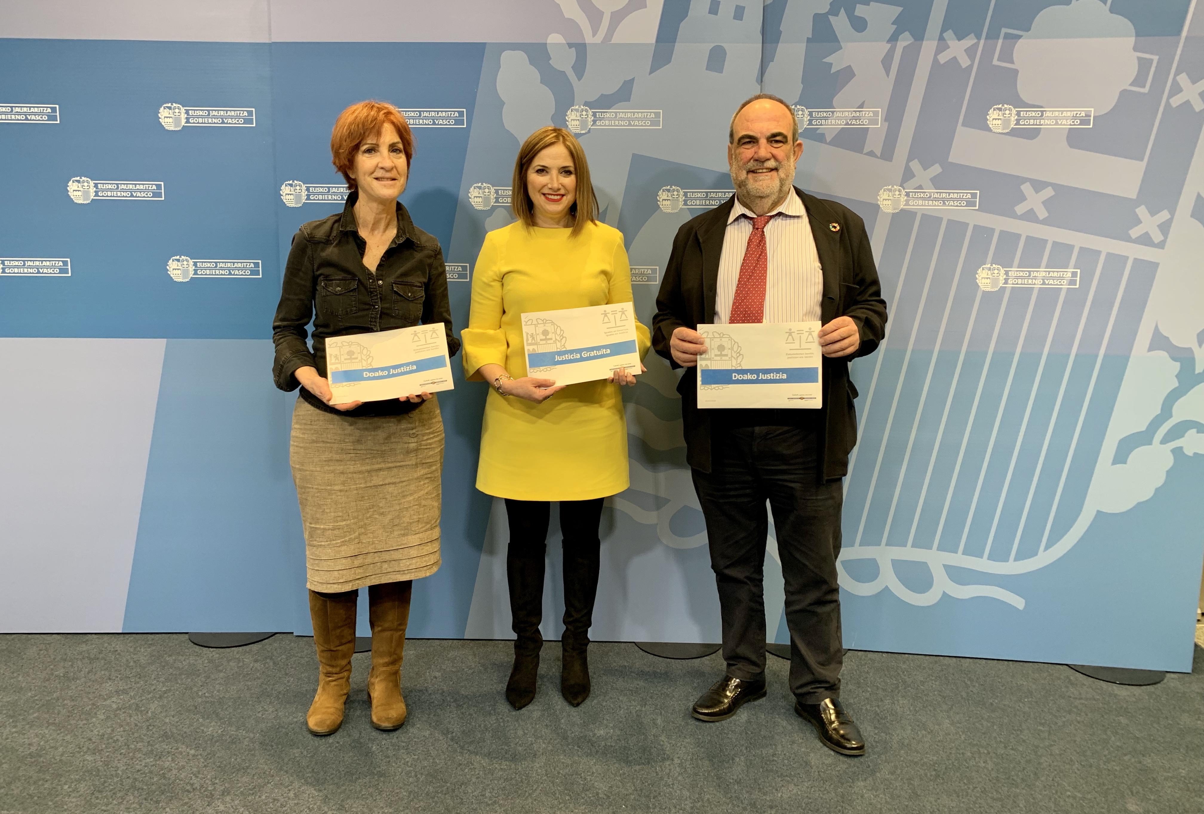 2019an 27.500 lagunek jaso zuten Doako Laguntza Juridikoa