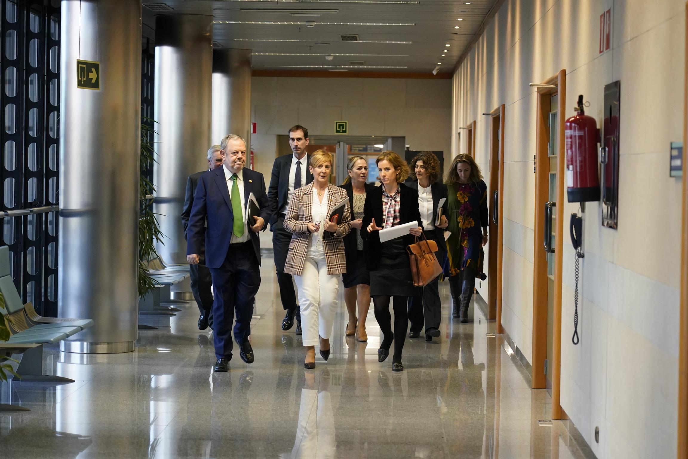 El Gobierno Vasco prepara la economía vasca para el posible impacto del COVID-19. Preguntas  [17:45]