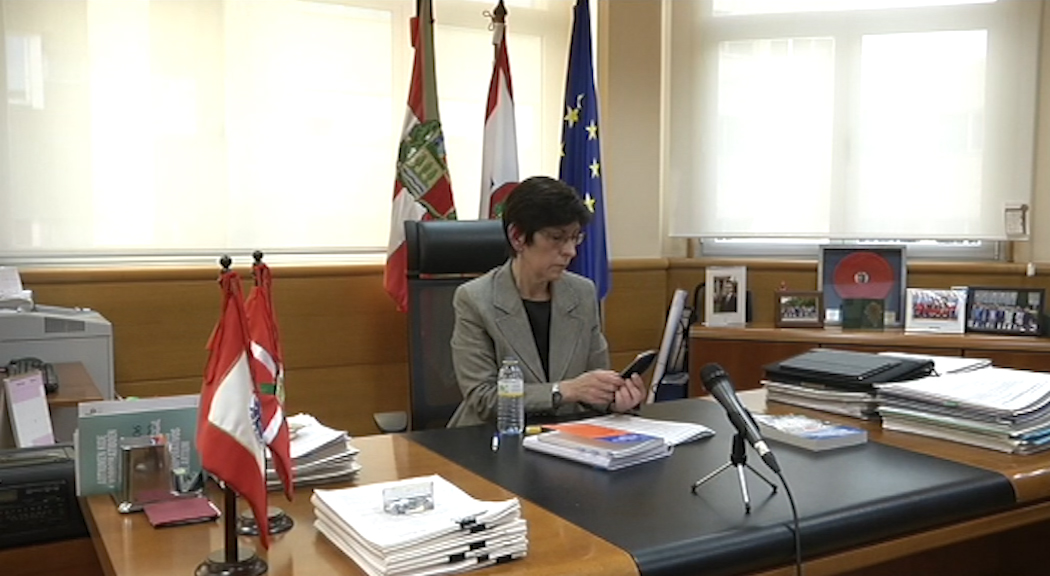 A través de la activación del Plan de Protección Civil de Euskadi el Lehendakari liderará todas las medidas necesarias para hacer frente a esta crisis de salud pública