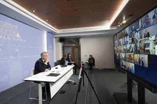 Lhk videoconferencia