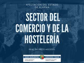 Decreto estado alarma hosterleria restauracion