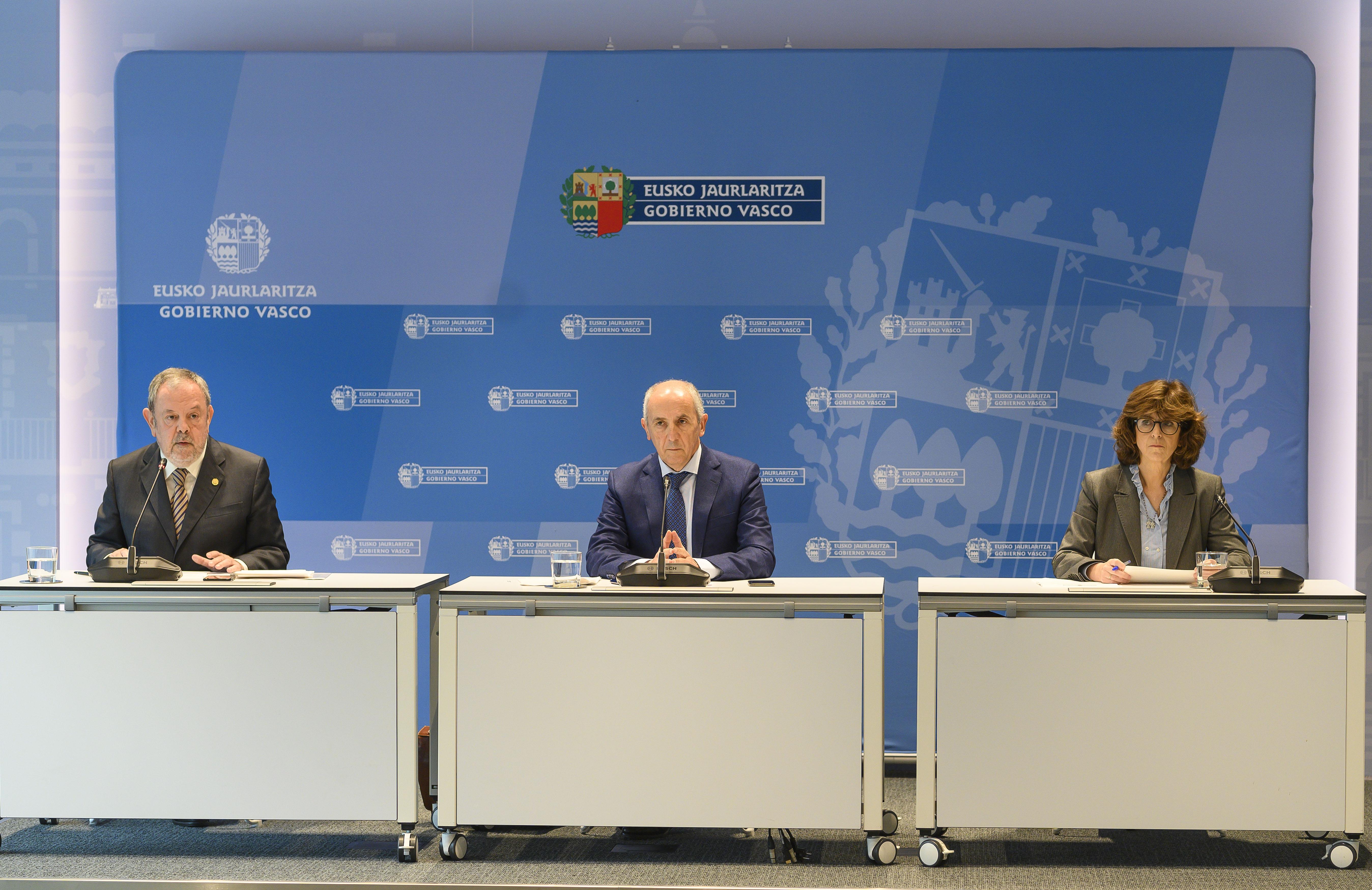 El Gobierno Vasco aprueba una serie de medidas presupuestarias para paliar las consecuencias económicas de esta crisis sanitaria