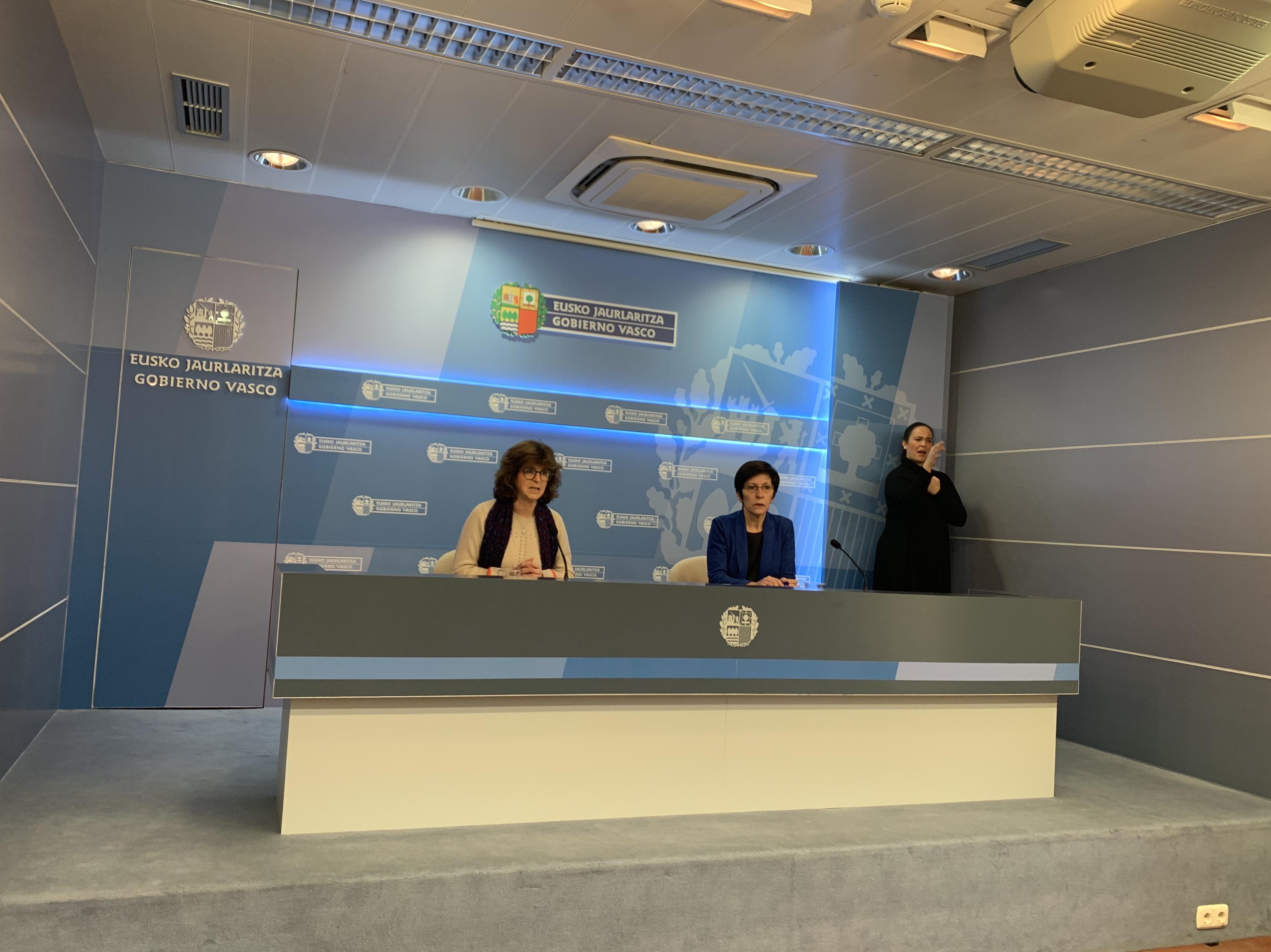 Osakidetza establece centros de salud específicos que atenderán en todo Euskadi a las personas con síntomas respiratorios [37:59]
