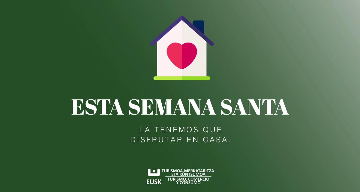 """""""Esta Semana Santa quédate en casa"""" [0:27]"""