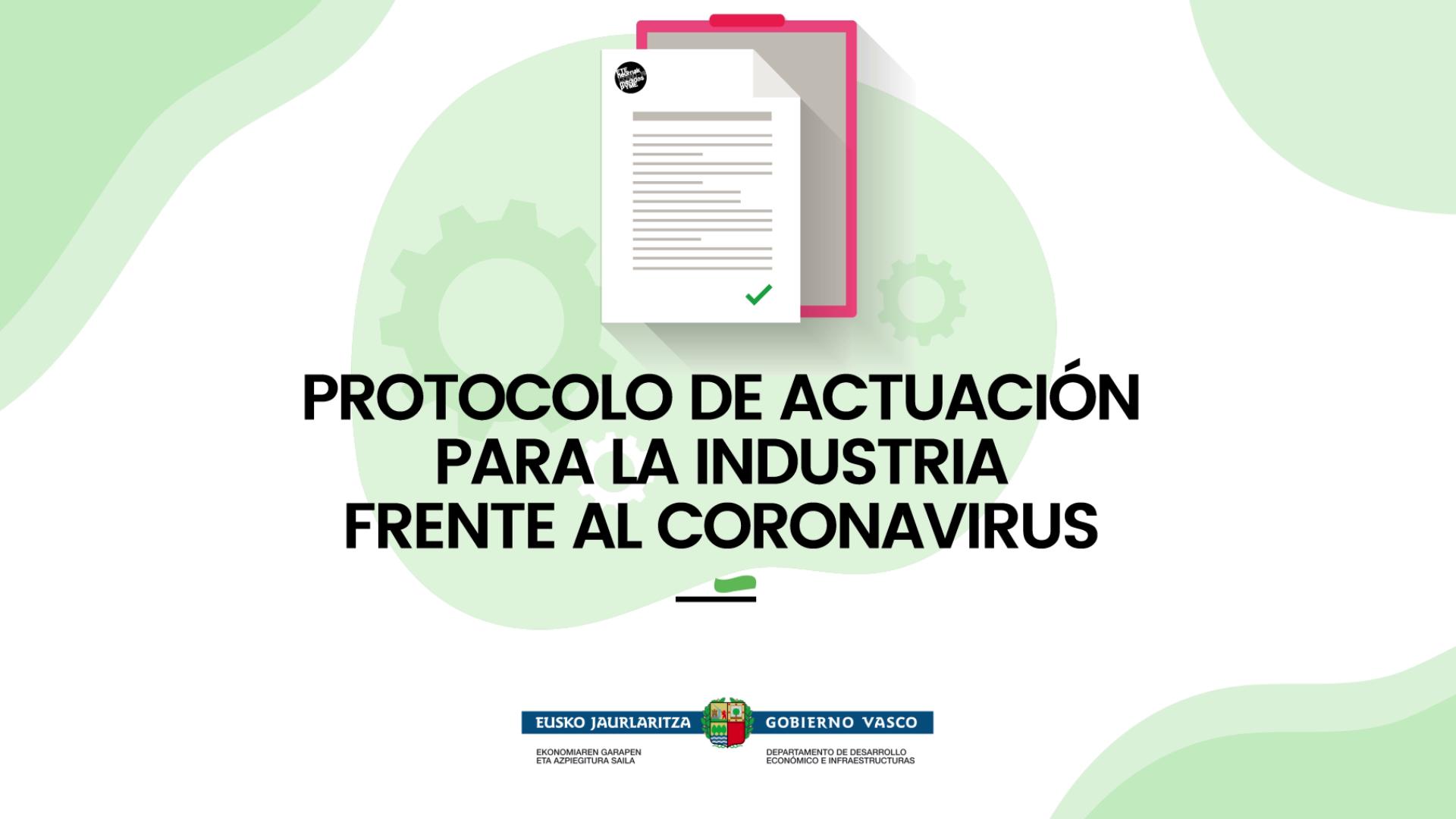 Protocolo de actuación para la industria frente al coronavirus [2:21]